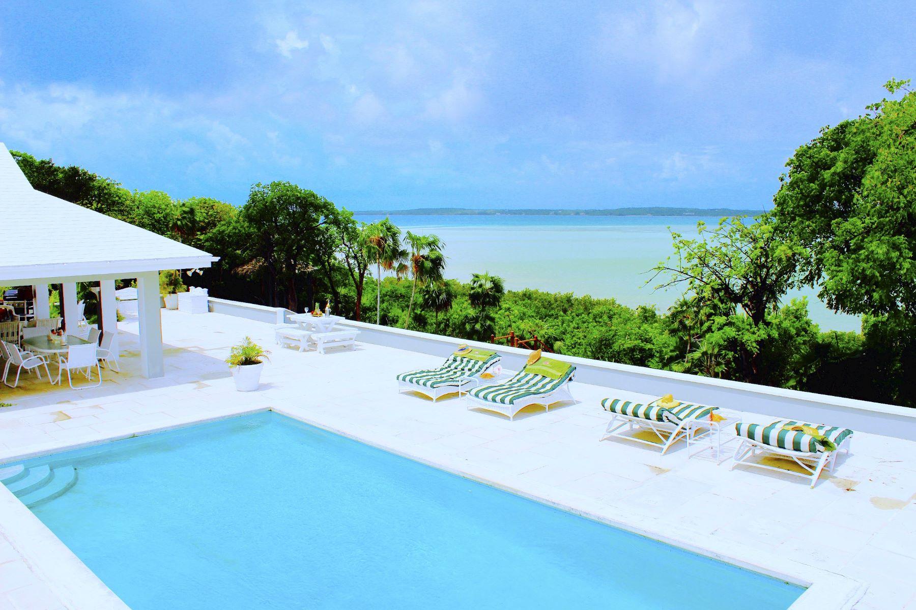 独户住宅 为 销售 在 GUMELEMI BLUFF Harbour Estate Harbour Island, 伊路瑟拉 巴哈马