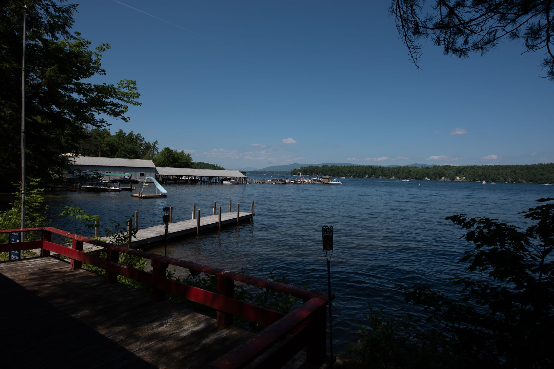 Single Family Homes for Sale at Winnipesaukee Meredith Waterfront 5 & 6 Lovejoy Ln Meredith, New Hampshire 03253 United States