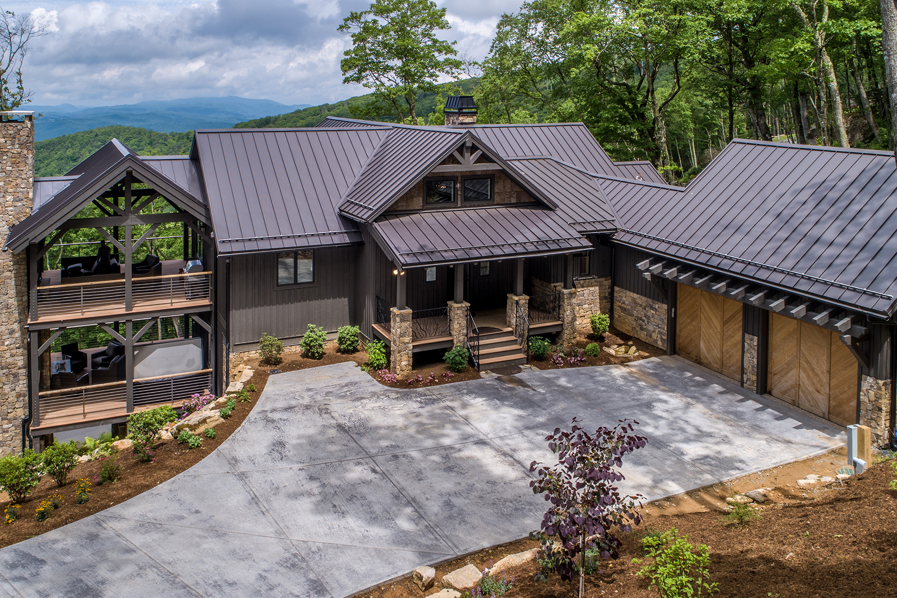 Single Family Homes for Sale at BANNER ELK - THE LODGES AT EAGLES NEST 306 N Indian Rock Dr Banner Elk, North Carolina 28604 United States