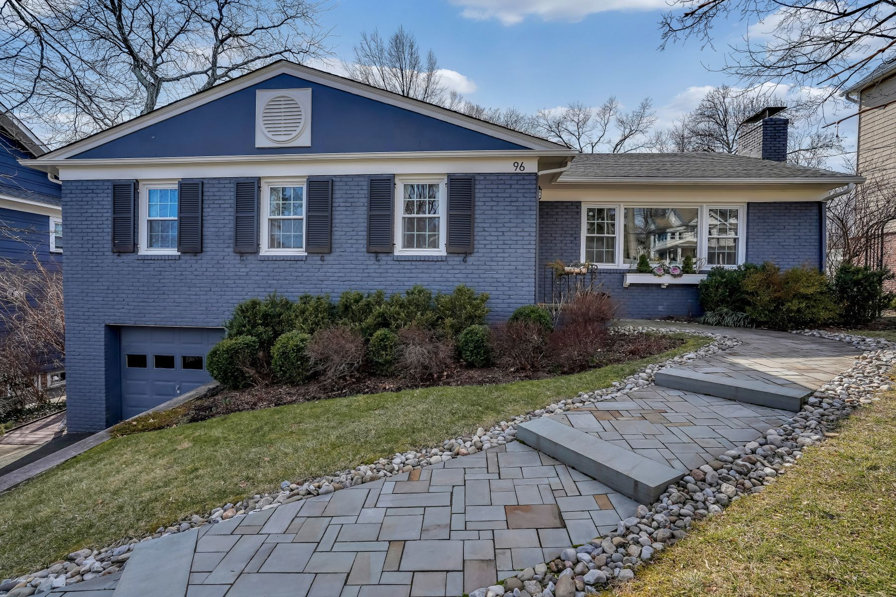 Single Family Homes for Active at Cypress Wyoming Section Ranch 96 Cypress Street Millburn, New Jersey 07041 United States