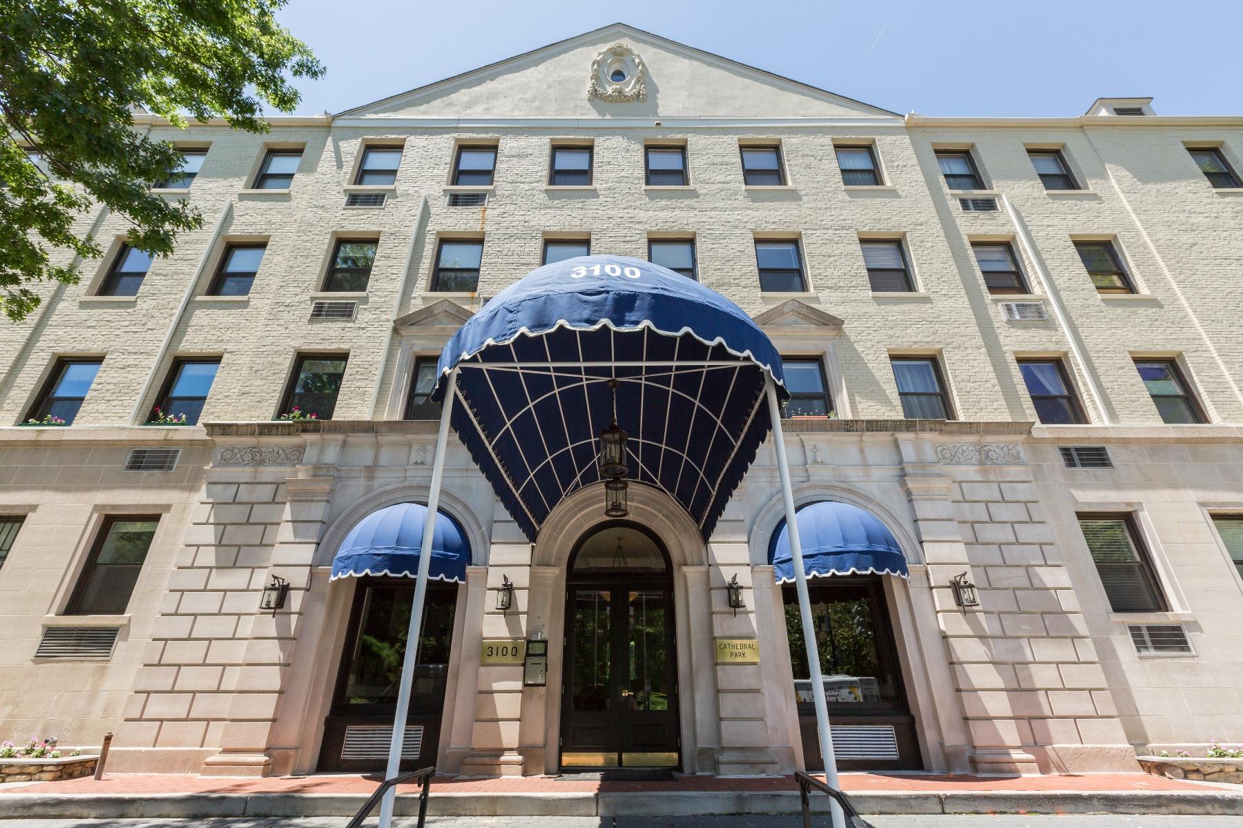 Condomínio para Venda às 3100 Connecticut Avenue Nw 331, Washington Washington, Distrito De Columbia, 20008 Estados Unidos