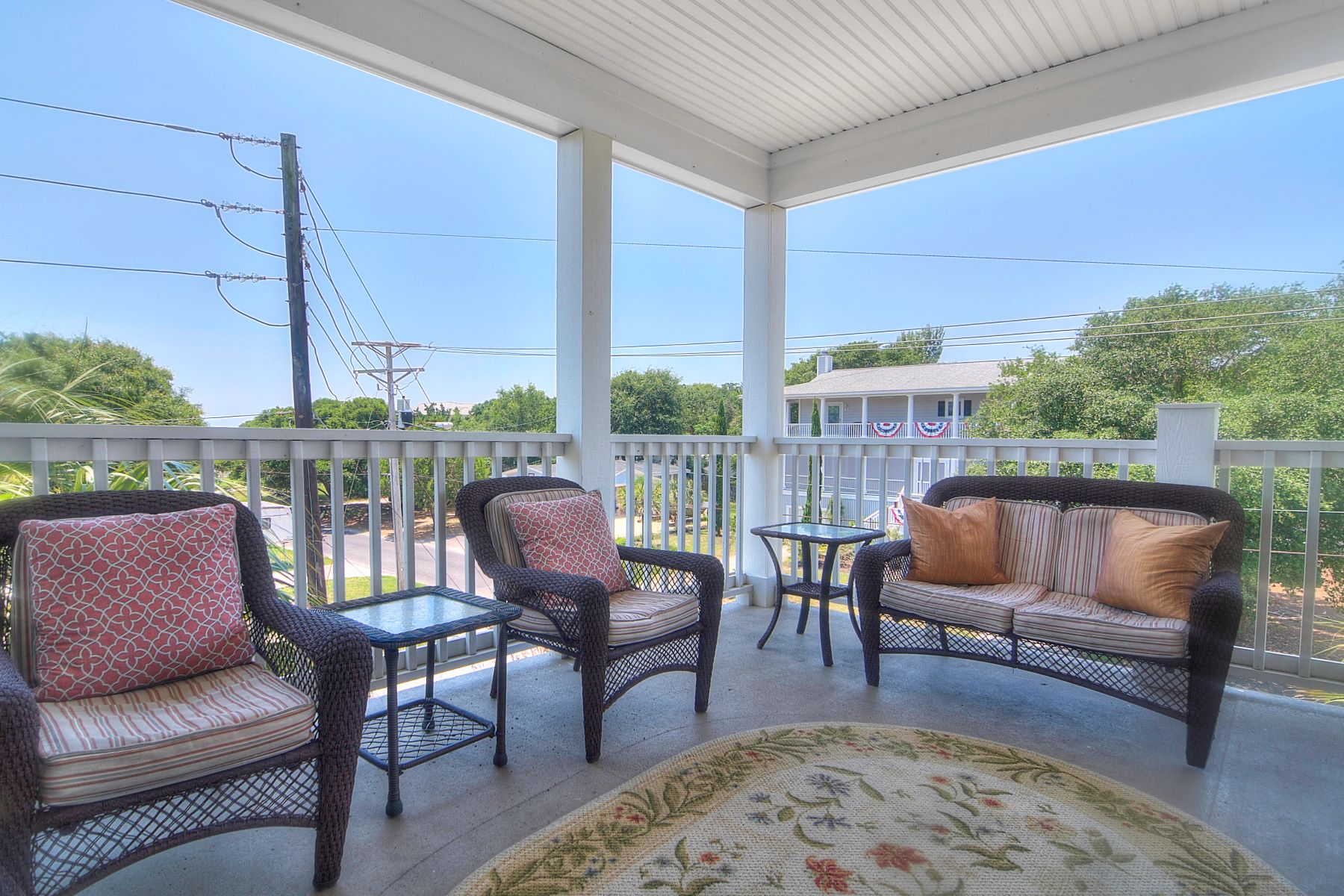 Single Family Homes por un Venta en Isle Of Palms, Carolina del Sur 29451 Estados Unidos