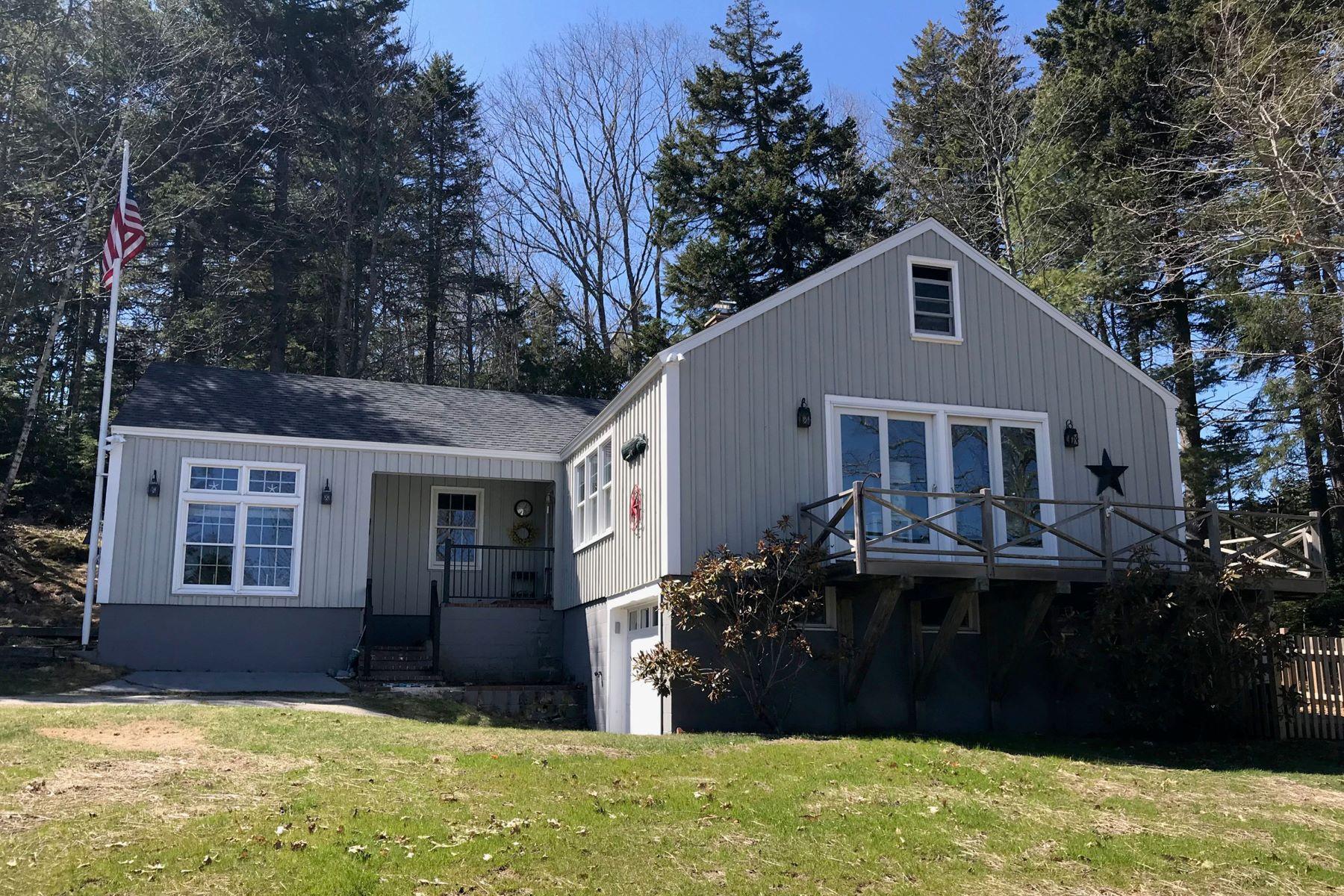 Single Family Homes للـ Sale في 403 Hendricks Hill Road, Southport, Maine 04576 United States