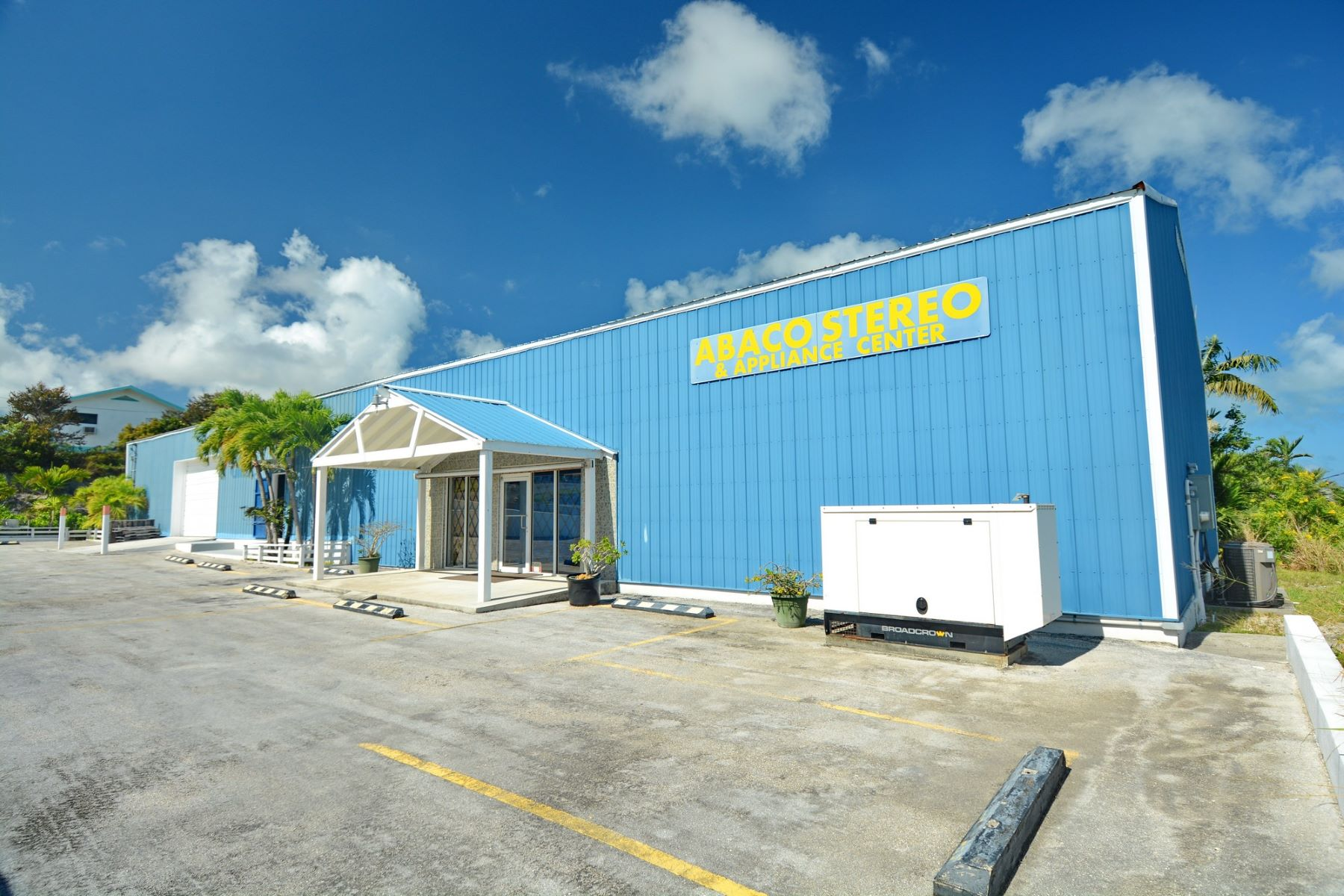 Commercial for Sale at Abaco Stereo Building Marsh Harbour, Abaco Bahamas