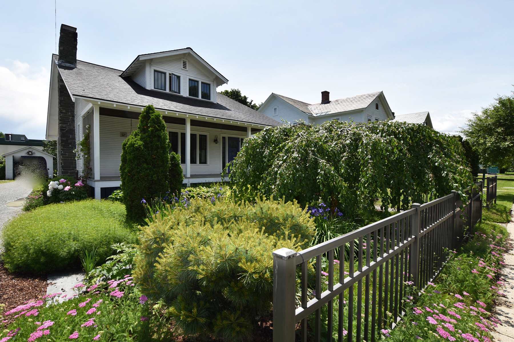 Single Family Homes for Sale at HOME SWEET HOME-VILLAGE BUNGALOW 27 Church St Poultney, Vermont 05764 United States