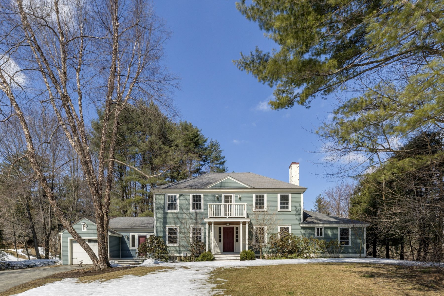 Single Family Home for Sale at 5 Wyeth Road, Hanover 5 Wyeth Rd Hanover, New Hampshire 03755 United States