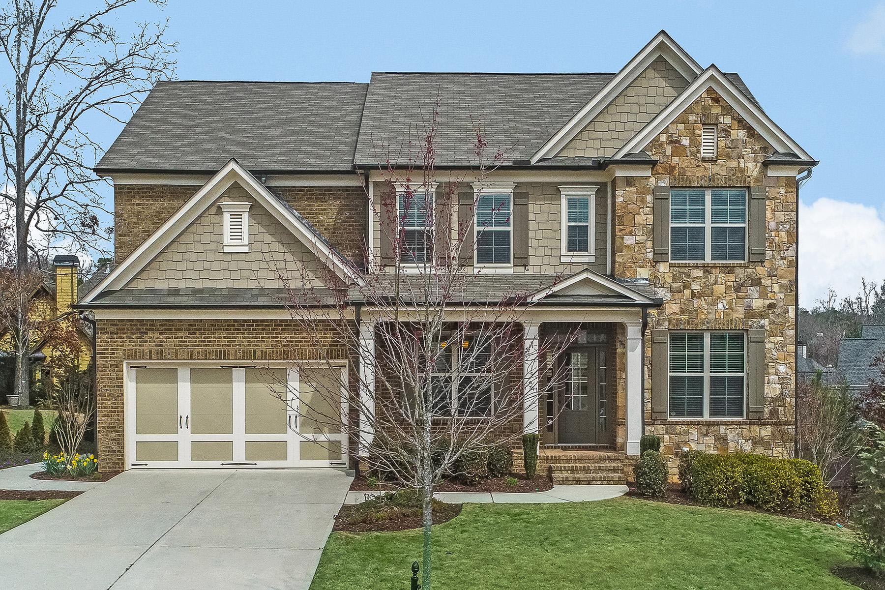 Single Family Homes per Vendita alle ore Like New! Former Model Home! 3489 Orchid Meadow Way Buford, Georgia 30579 Stati Uniti