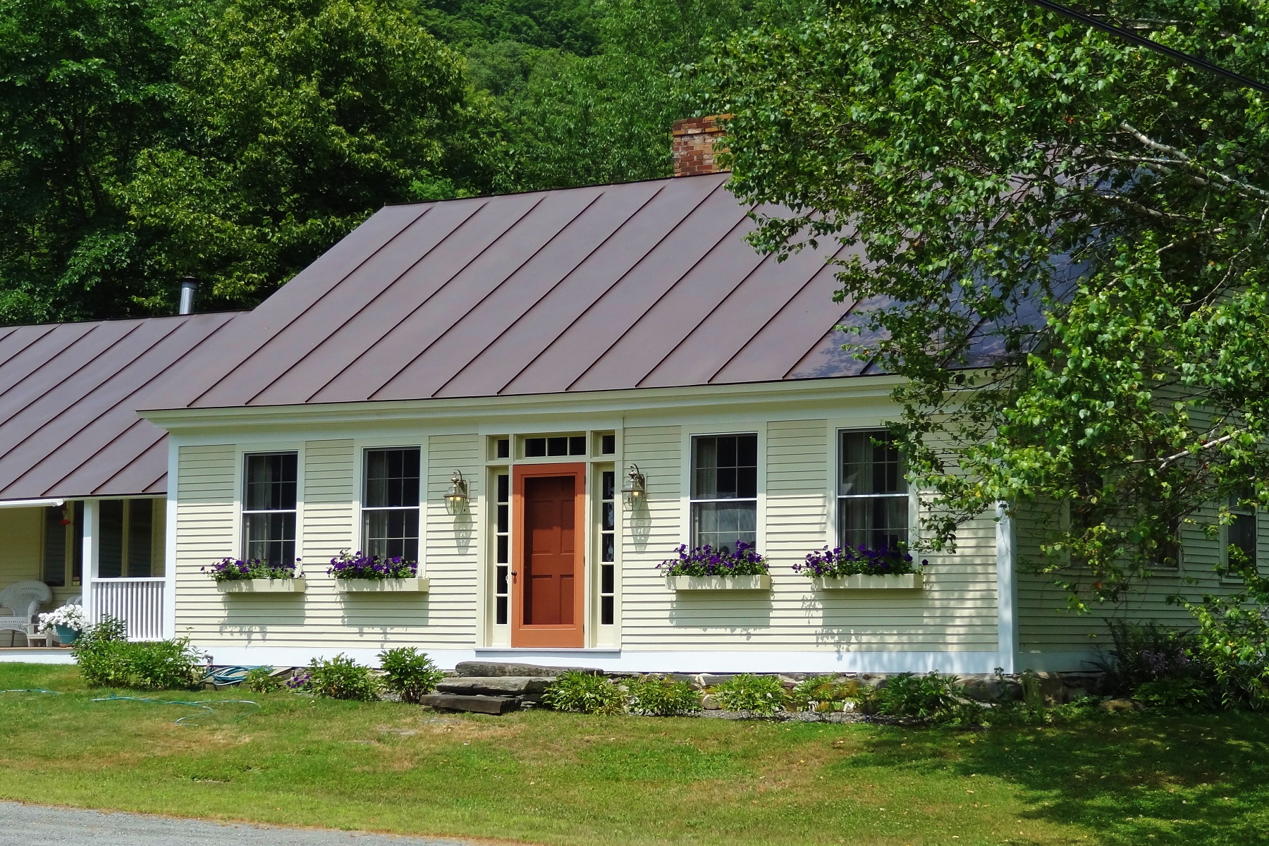 Single Family Homes for Sale at Pre-Civil War Farmstead 6656 South Road Woodstock, Vermont 05071 United States