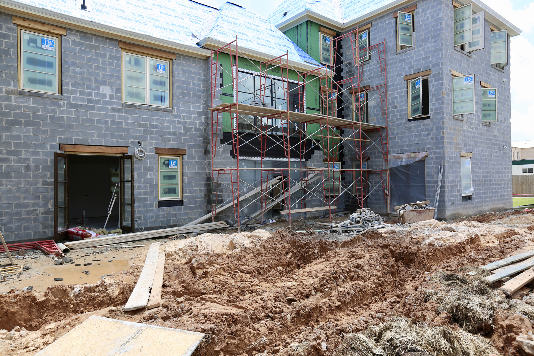 Additional photo for property listing at New Construction Townhome 217 N Esplanade Alpharetta, Georgia 30009 Hoa Kỳ