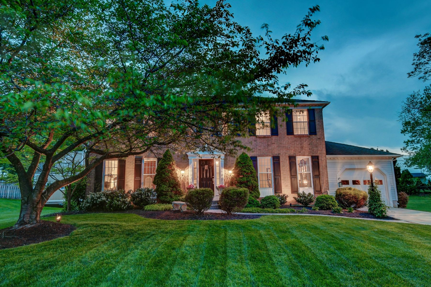 single family homes for Active at Cloverfield Manor 9704 Denrob Court Parkville, Maryland 21234 United States