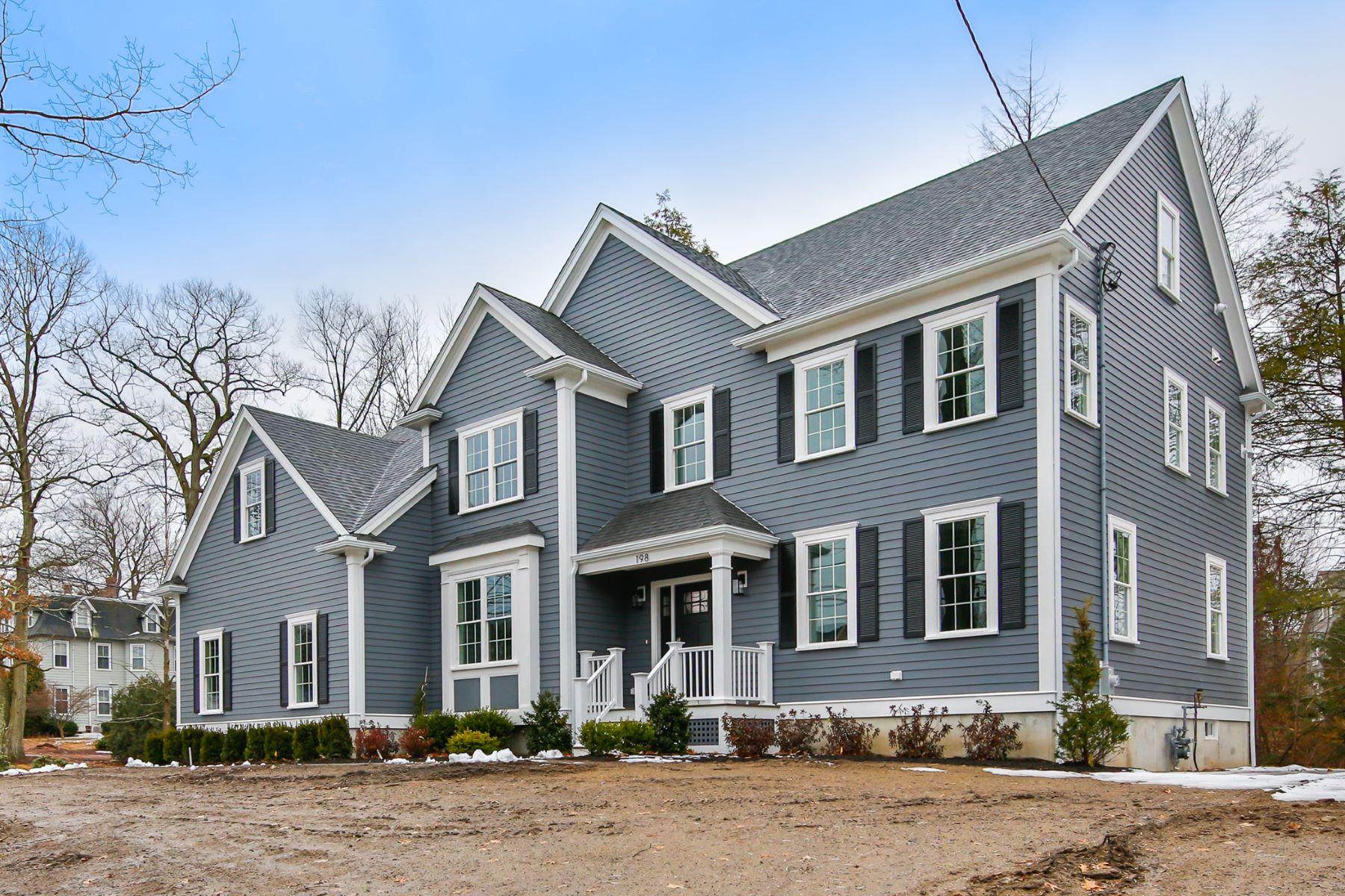 Single Family Homes por un Venta en 198 Bedford Street Lexington, Massachusetts 02420 Estados Unidos