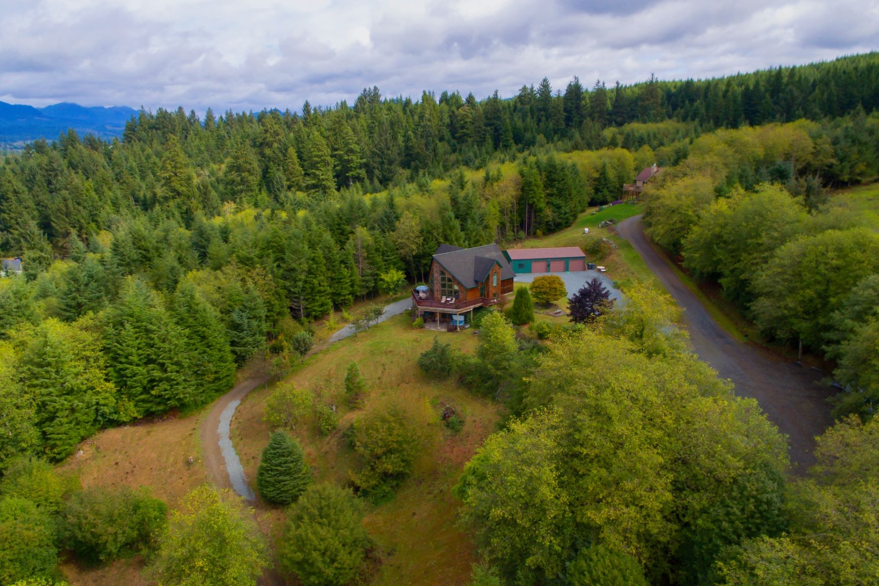 Single Family Homes for Active at The Finest in Country Living 17205 Lucky Lane Nehalem, Oregon 97131 United States
