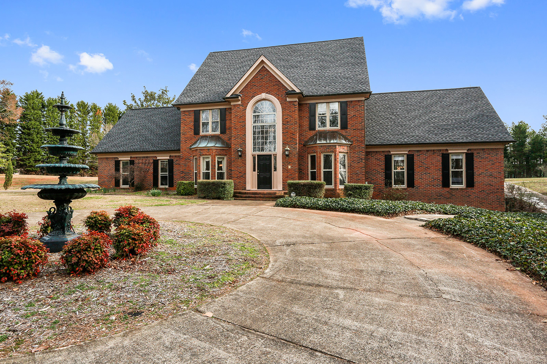 Additional photo for property listing at Traditional Brick Home 136 Mars Hill Road Powder Springs, Γεωργια 30127 Ηνωμενεσ Πολιτειεσ