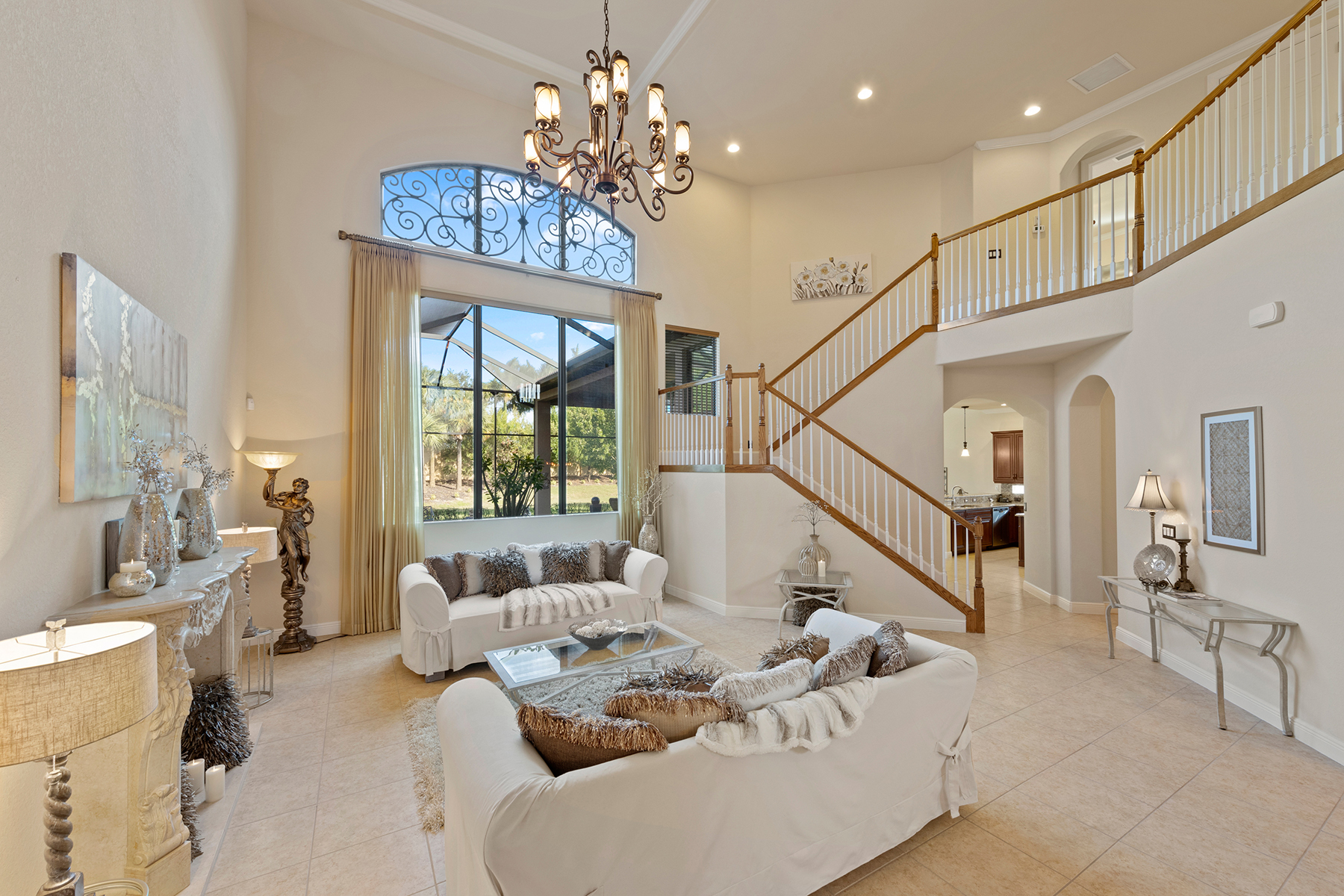 Single Family Homes por un Venta en BONITA LAKES 23056 Sanabria Loop Bonita Springs, Florida 34135 Estados Unidos