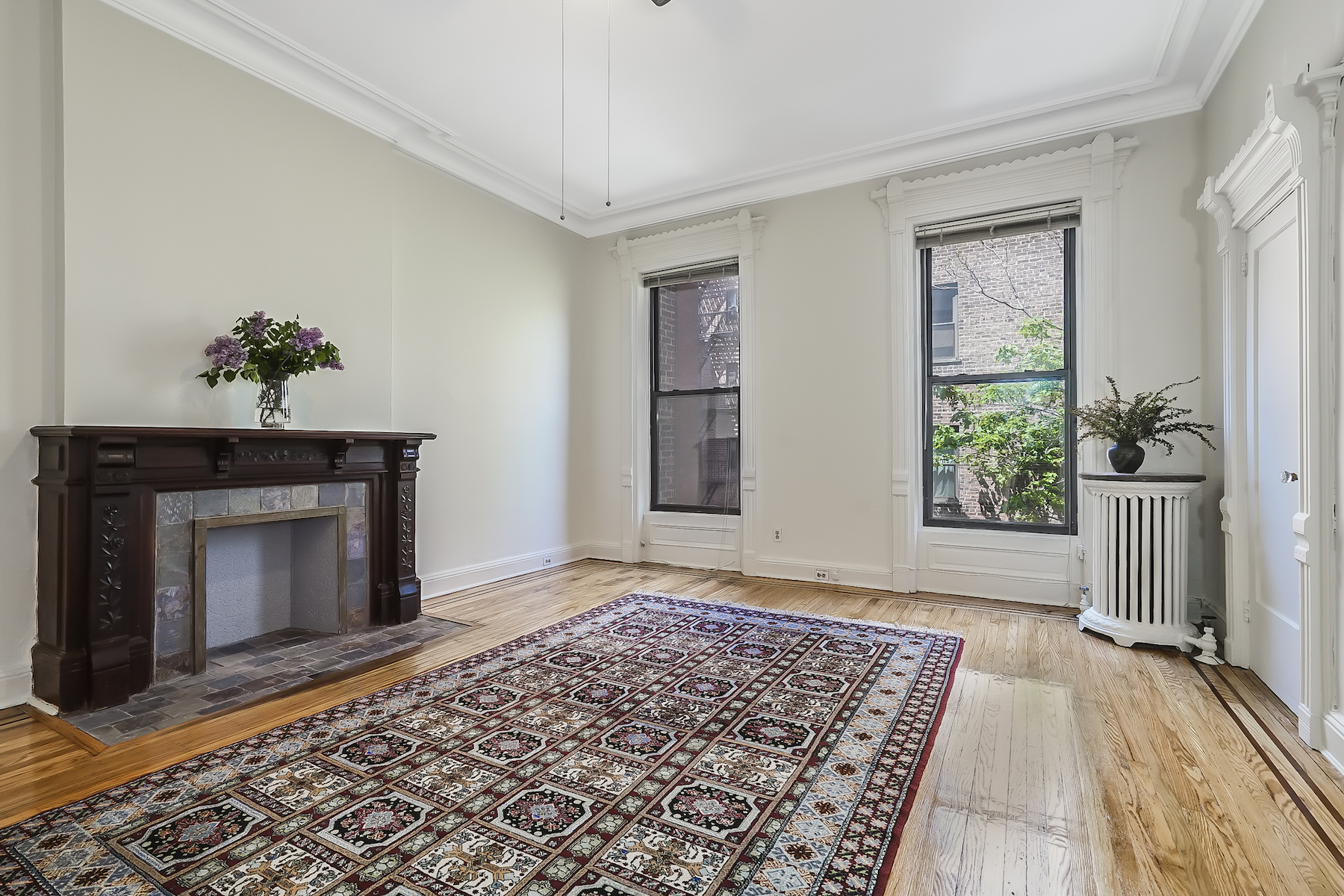 Co-op for Sale at Beautiful One bedroom Co-op in Brownstone 20 8th Avenue Apt. 2-B Brooklyn, New York 11217 United States