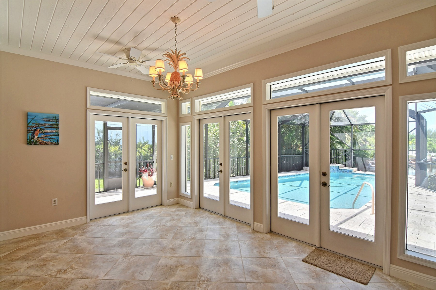 Additional photo for property listing at Barrier Island on the River, Private Dock! 5125 Tradewinds Dr Vero Beach, Florida 32963 United States