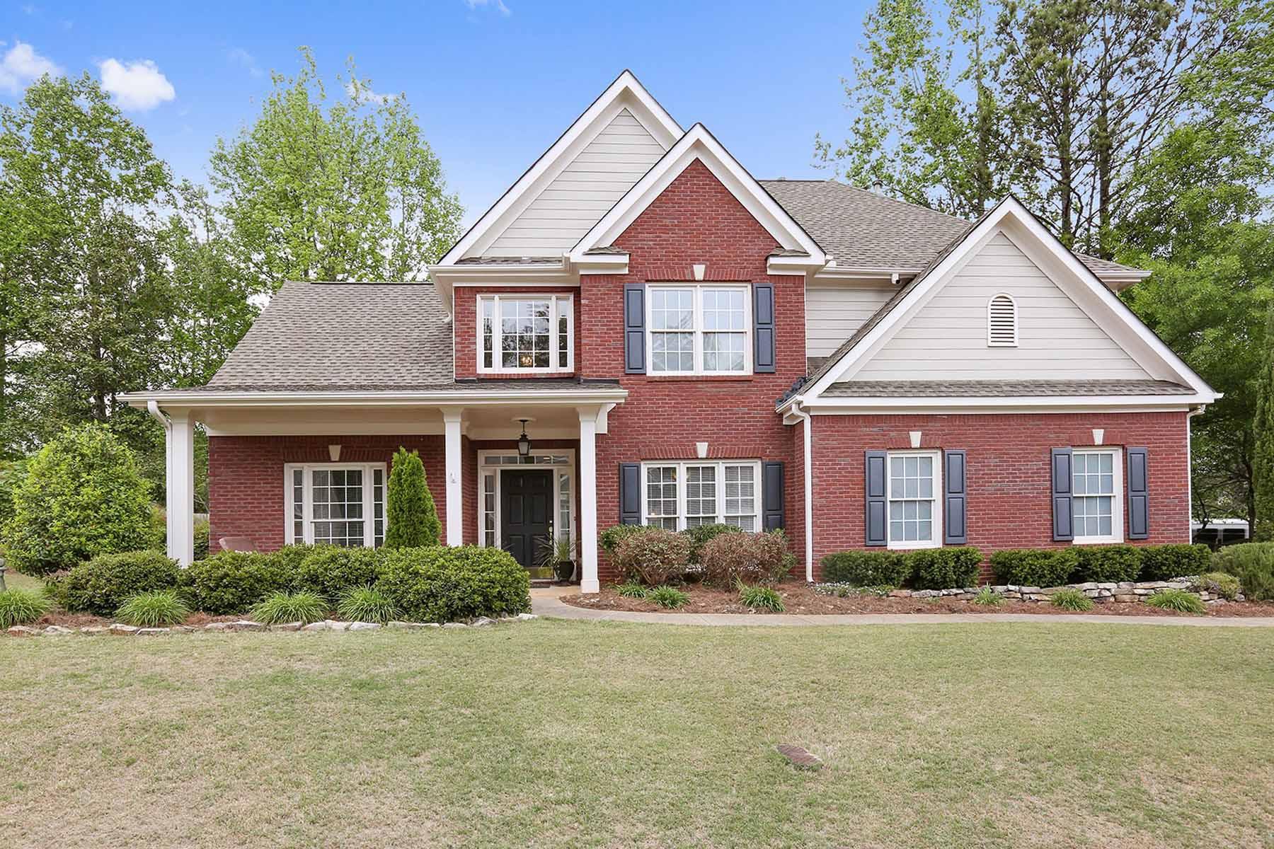 Casa Unifamiliar por un Venta en Beauty, Convenience & Variety- Welcome Home! 540 Parkbrook Trace Alpharetta, Georgia, 30004 Estados Unidos