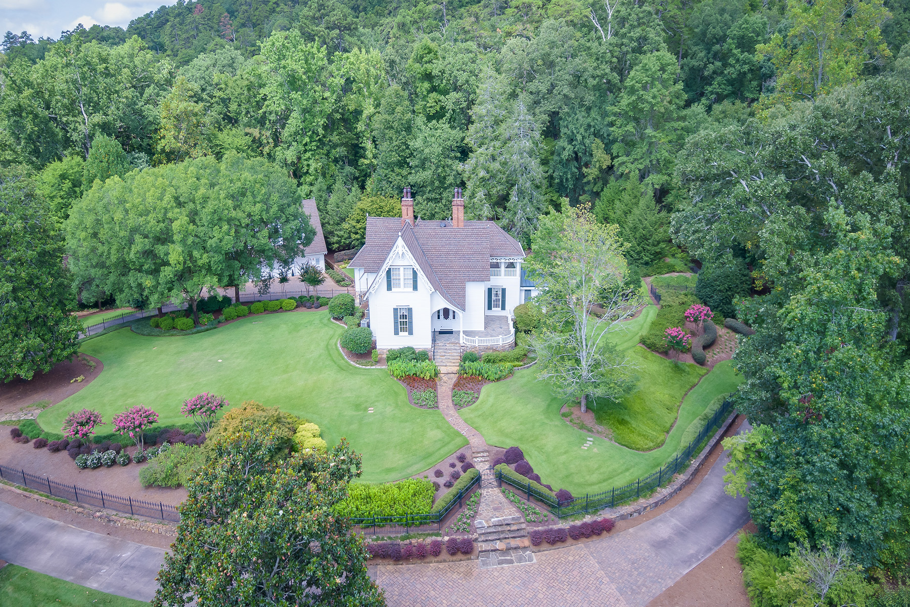 Farm / Ranch / Plantation for Active at Private, Gated - One of the Most Exquisite Estates 316 Horseleg Creek Road SW Rome, Georgia 30165 United States
