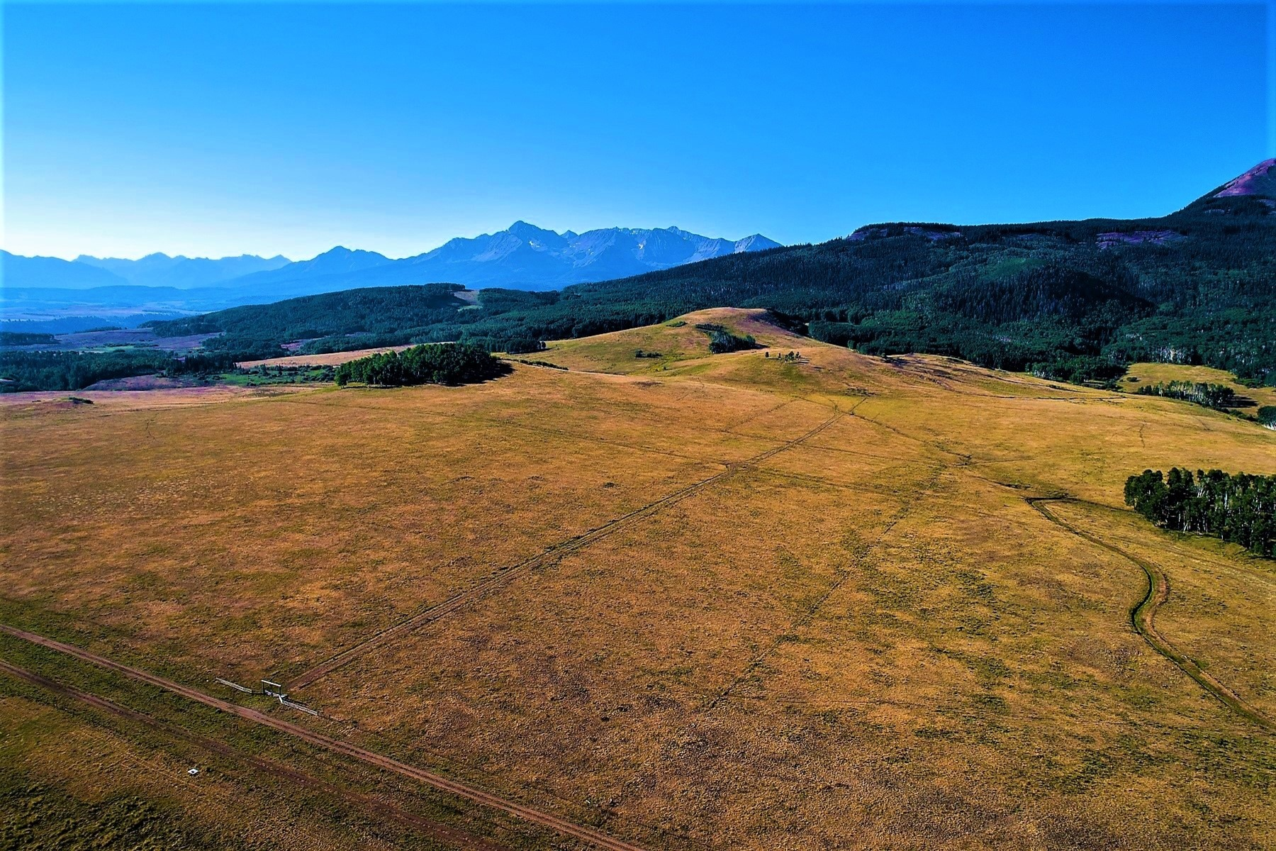 Land for Sale at tbd County Road P52 Tract 2 Placerville, Colorado 81435 United States