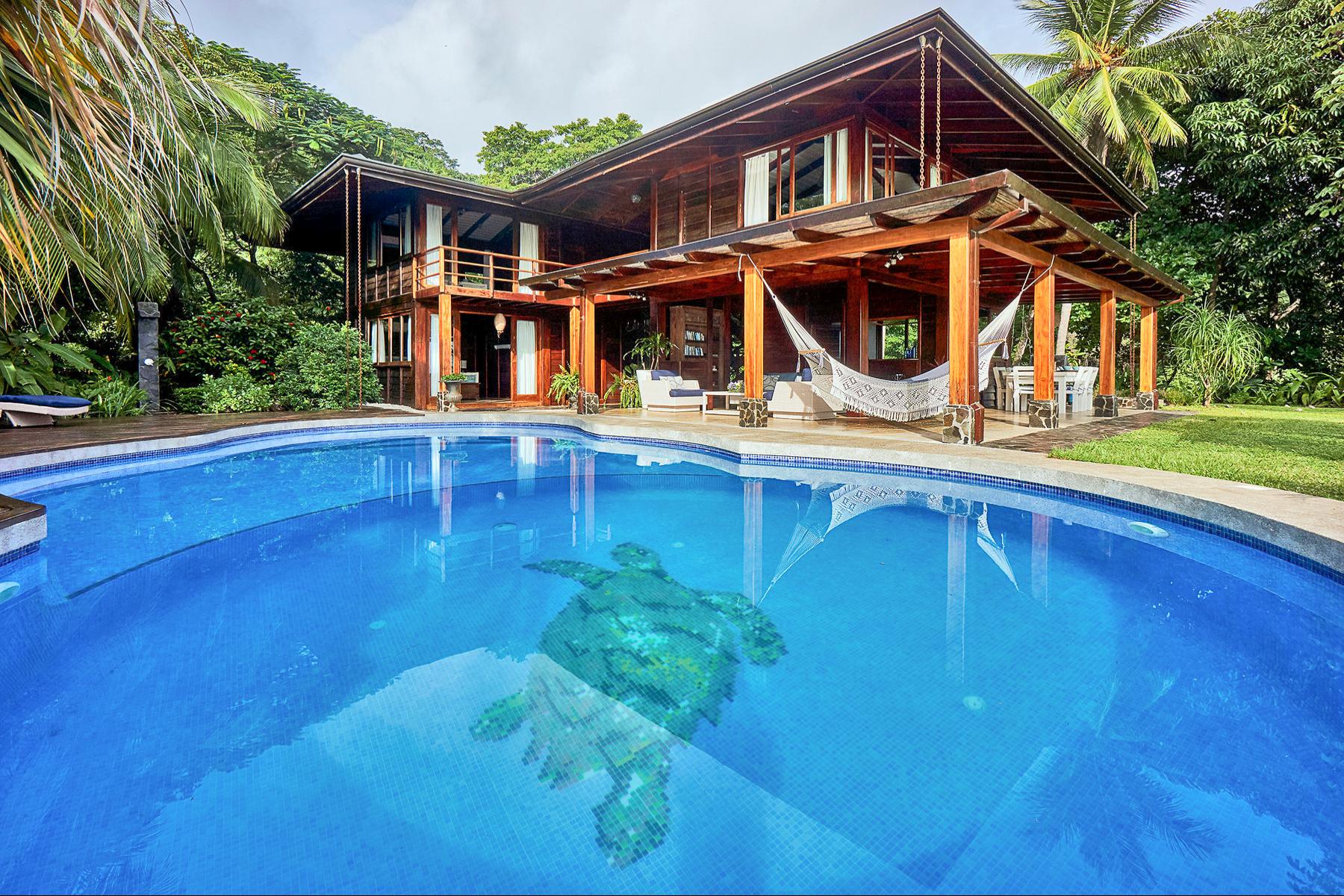 Single Family Homes por un Venta en Villa Ganesha, Santa Teresa Other Puntarenas, Puntarenas Costa Rica