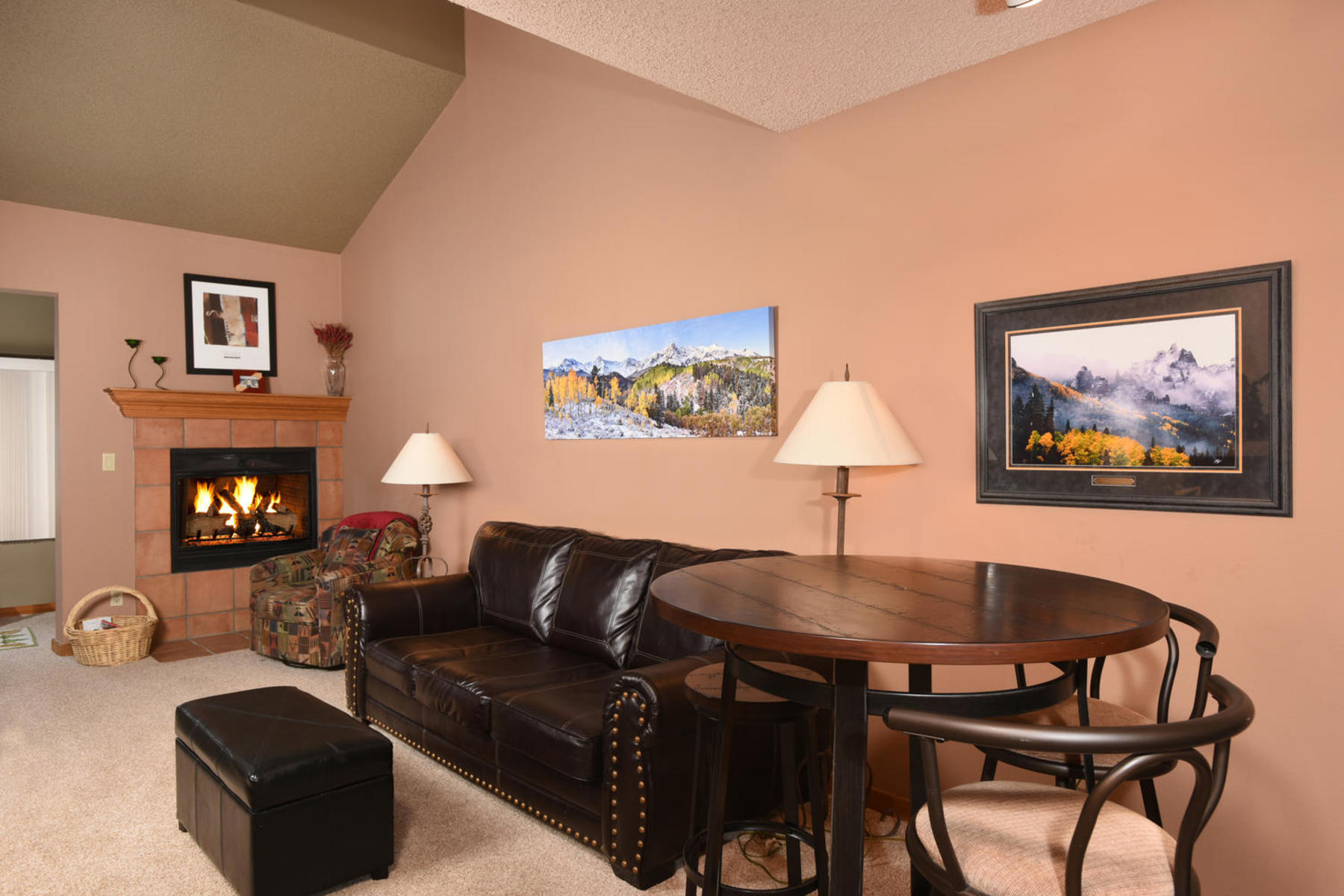 Condominium for Active at Foxpine Inn Condo 154 Wheeler Place #309/311 Copper Mountain, Colorado 80443 United States