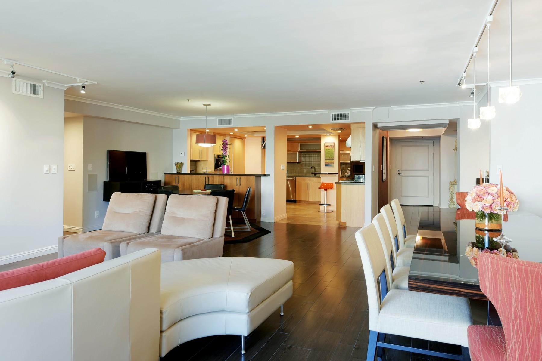 Condominium for Sale at 10660 Wilshire #306/307 Los Angeles, California 90024 United States
