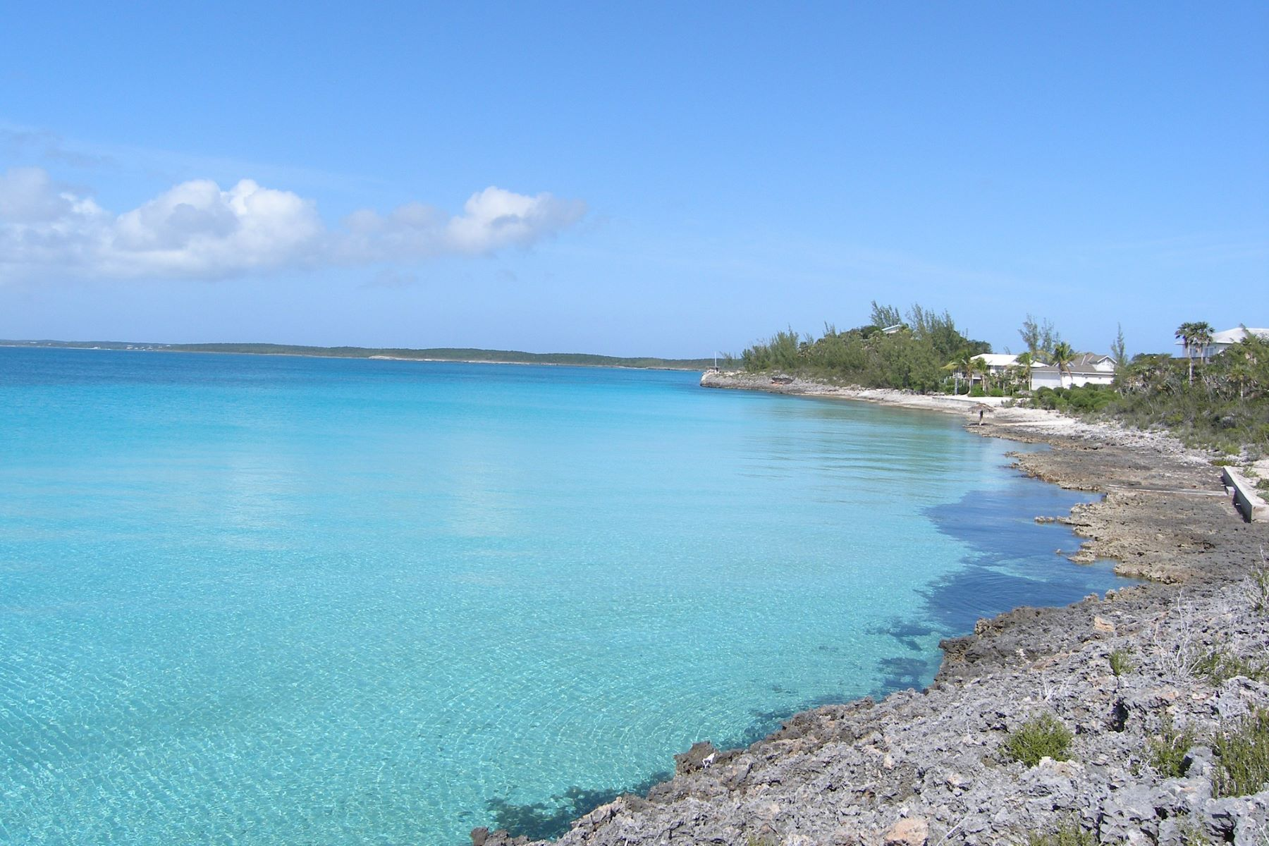 Land for Sale at Lot 17- Ten Bay Beach Savannah Sound, Eleuthera Bahamas