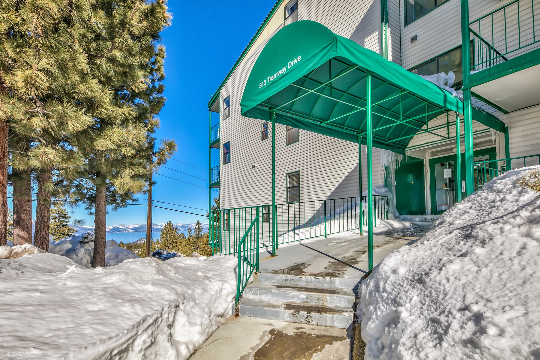 Additional photo for property listing at 313 Tramway #11, Stateline, NV 89449 313 Tramway #11 Stateline, Nevada 89449 United States