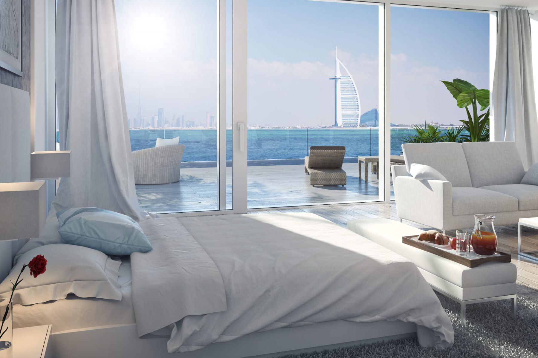 Квартира для того Продажа на Serenia Residence Dubai, Объединенные Арабские Эмираты