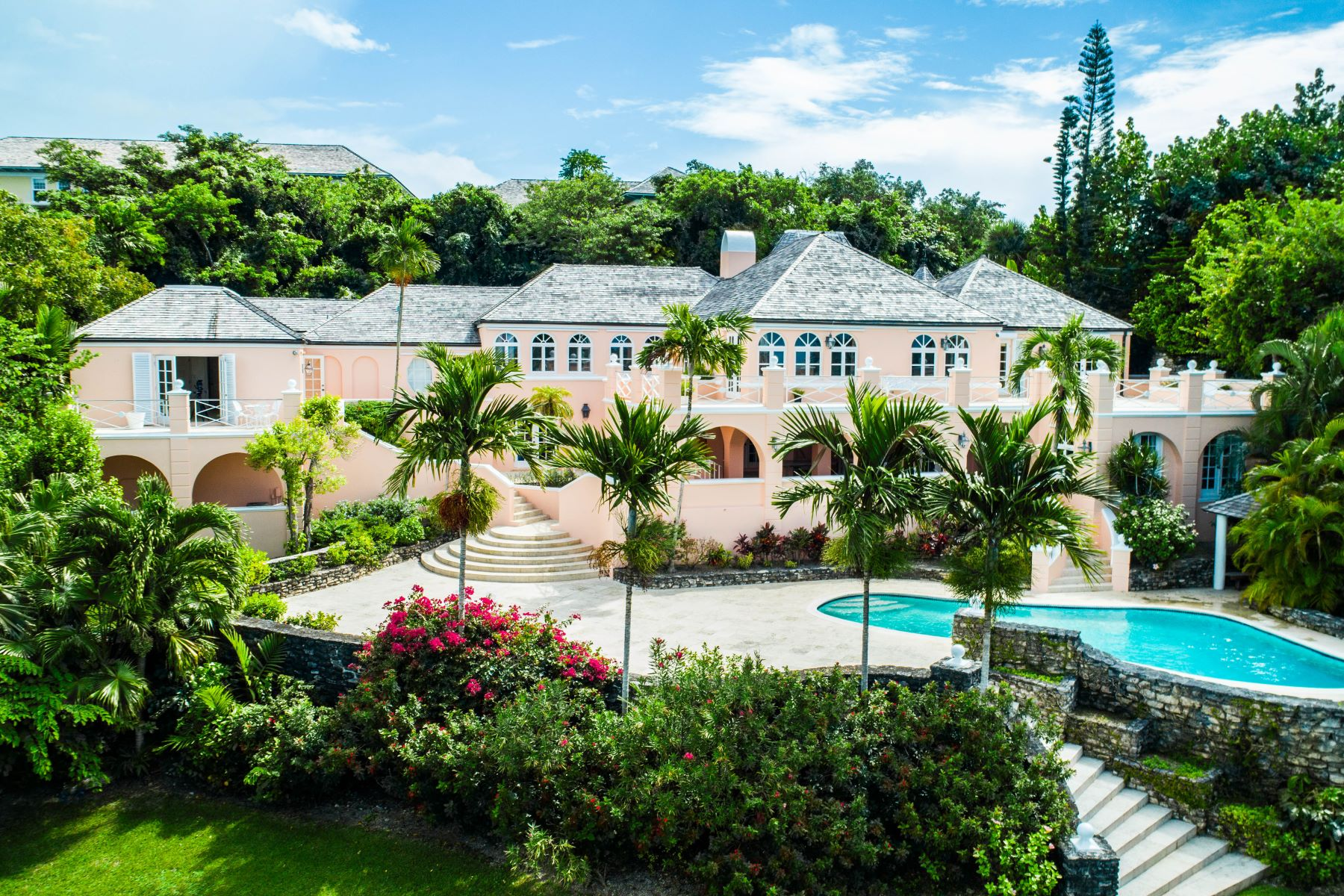 Single Family Home for Sale at Coral Lane Estate in Lyford Cay Lyford Cay, Nassau And Paradise Island Bahamas
