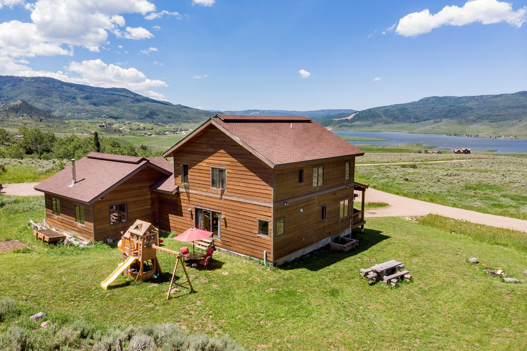 Single Family Homes for Active at Outstanding Views at Southshore 31685 Shoshone Way Oak Creek, Colorado 80467 United States