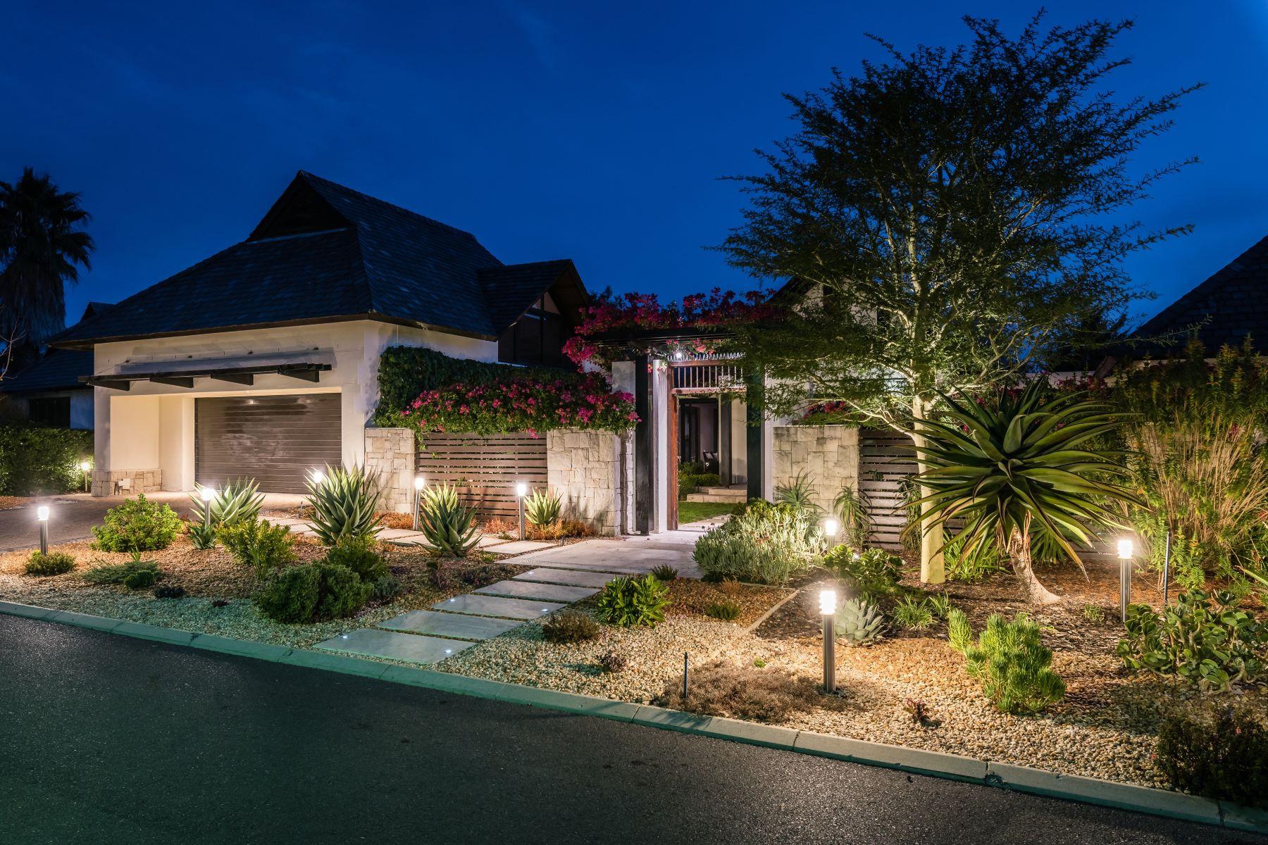 獨棟家庭住宅 為 出售 在 Pearl Valley at Val de Vie Estate Franschhoek, 西開普省, 7646 南非