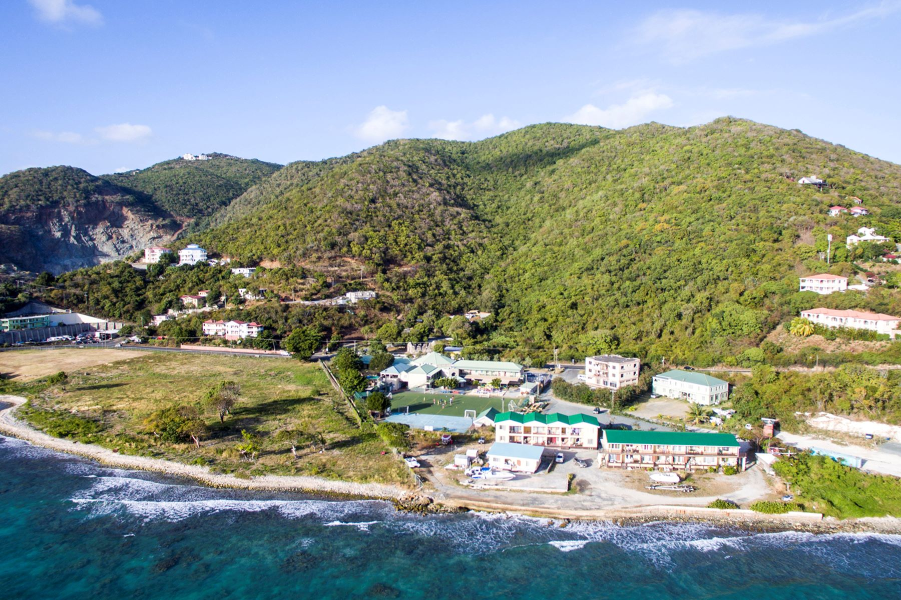 Land for Sale at Sophie Bay Land Road Town, Tortola British Virgin Islands