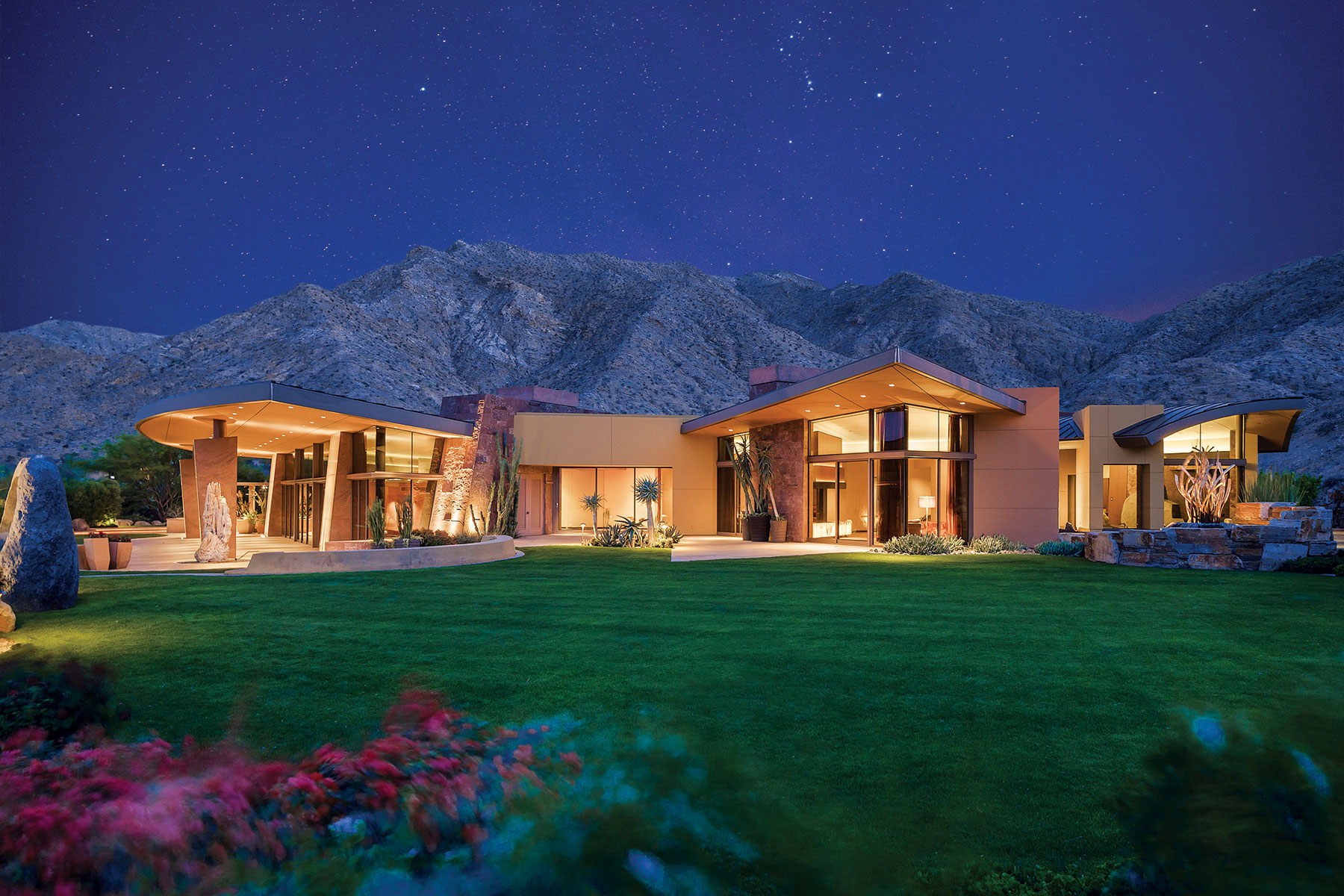 Single Family Home for Sale at 38 Sky Ridge Rancho Mirage, California, 92270 United States