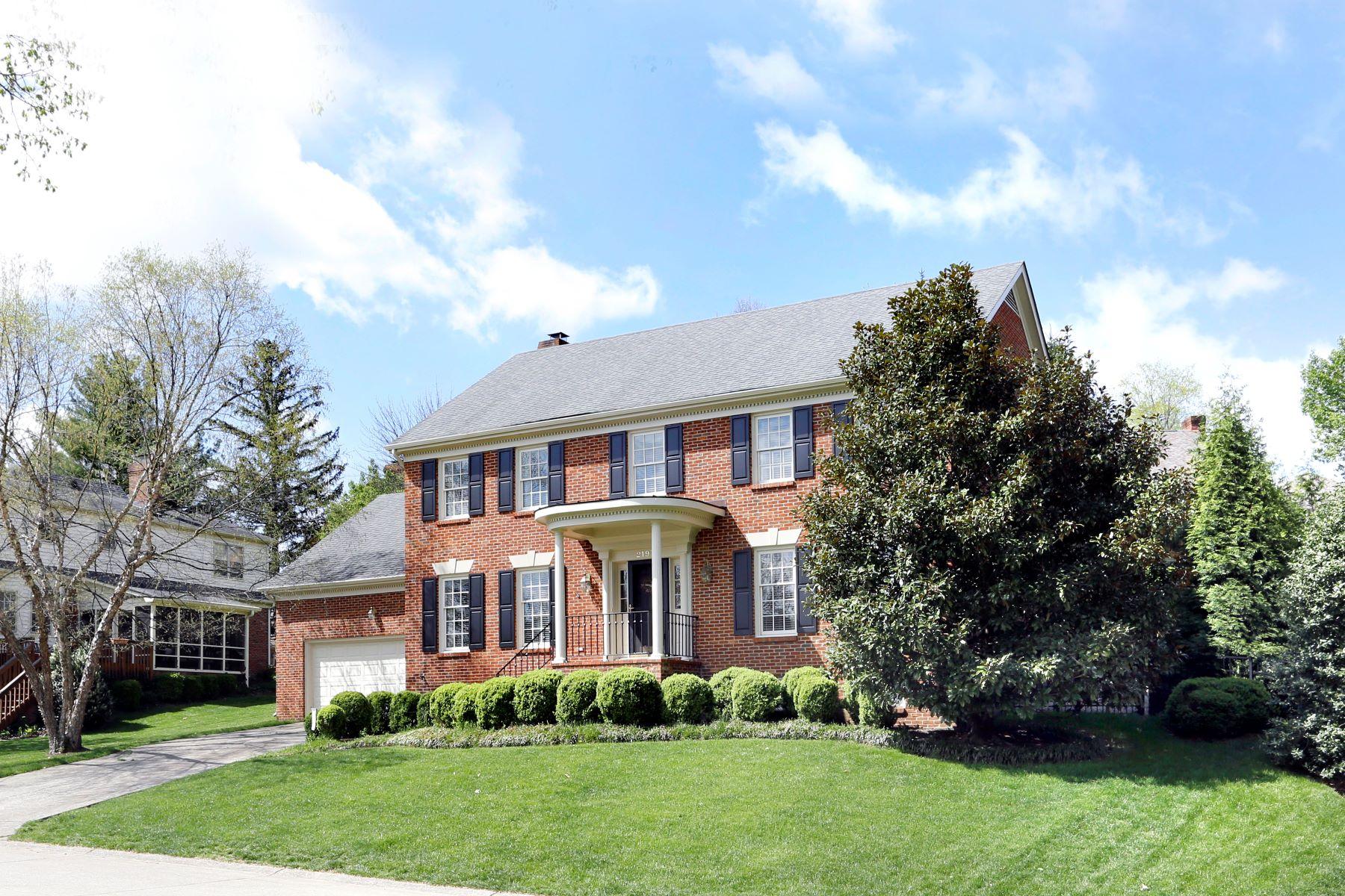 Single Family Homes 为 销售 在 2197 Taborlake Circle 列克星敦市, 肯塔基州 40502 美国