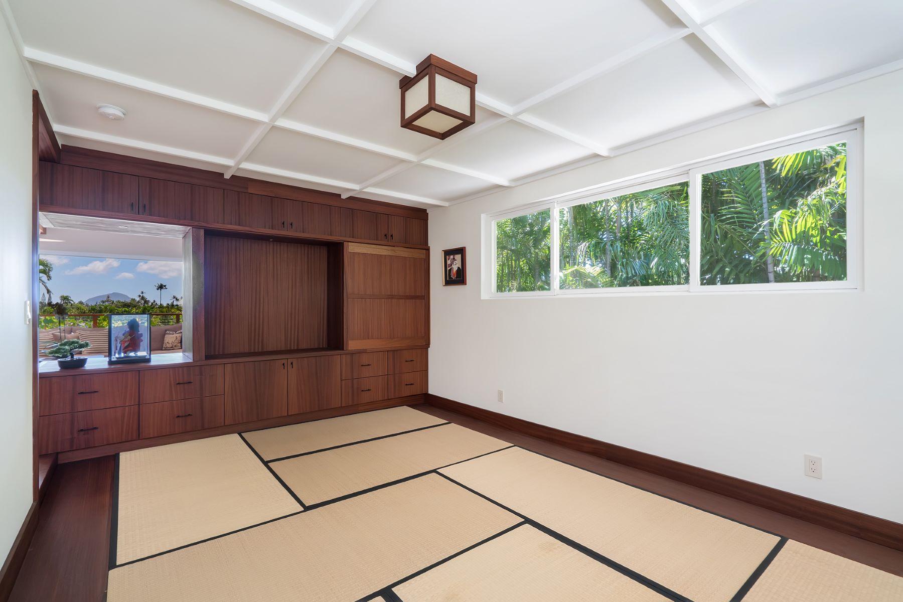 Additional photo for property listing at An Island Oasis 4316 Aukai Avenue Honolulu, Hawaii 96816 United States