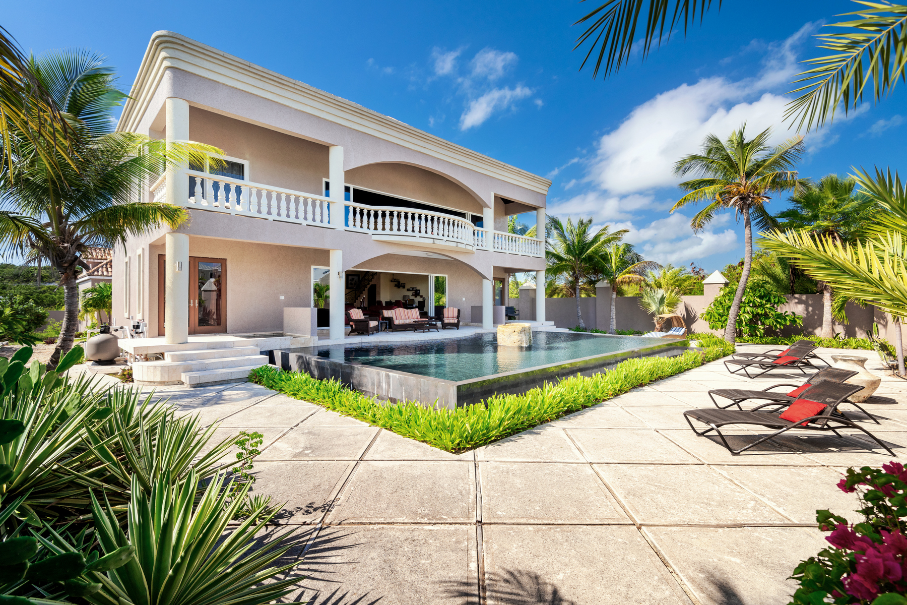 Single Family Home for Sale at Delancy House Richmond Hill, Providenciales Turks And Caicos Islands