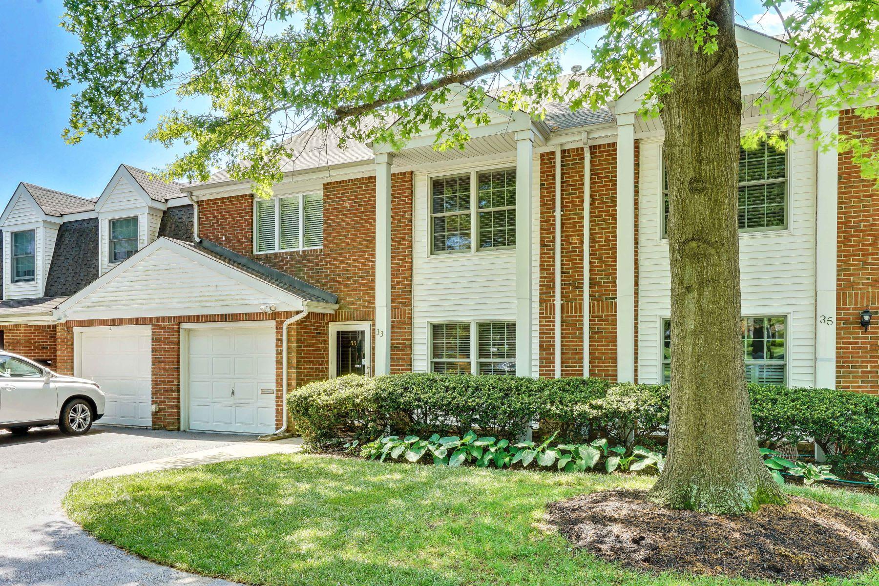 Частный односемейный дом для того Продажа на Inviting Seaview Model 33 Maple Drive, Spring Lake Heights, Нью-Джерси 07762 Соединенные Штаты