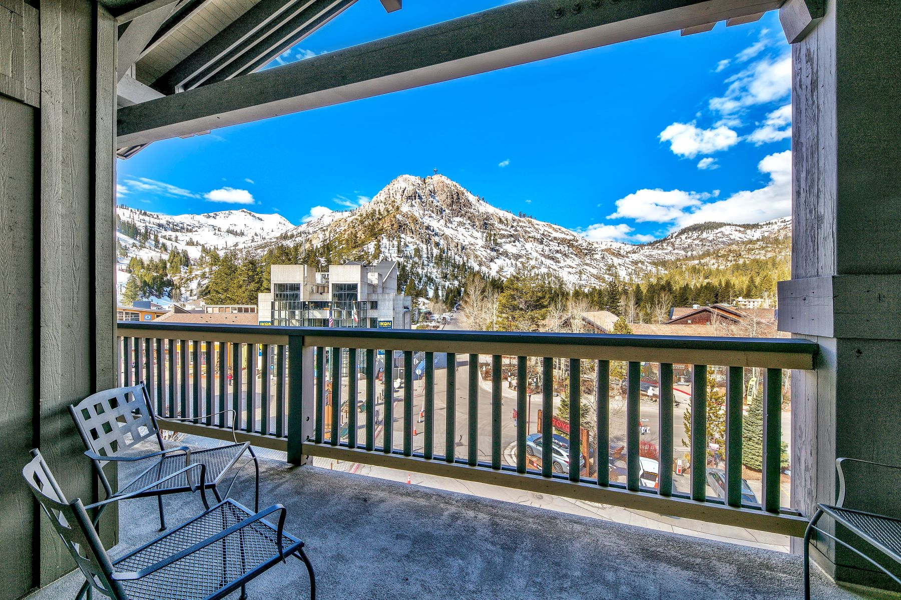 Condominiums for Active at RARE Top Floor with Panoramic Mountain Views 1985 Squaw Valley Road, #2-412 Olympic Valley, California 96146 United States