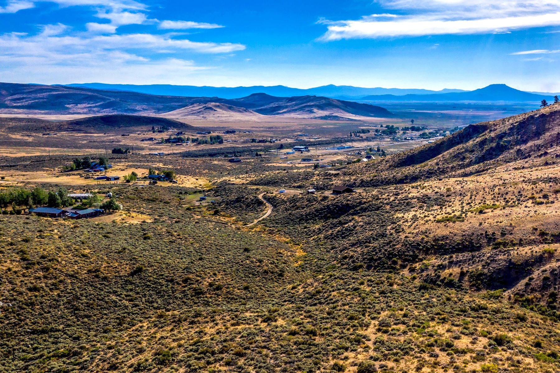 Land for Active at Big Sky, Big Acreage 760-765 Monument Lane Chilcoot, California 96105 United States