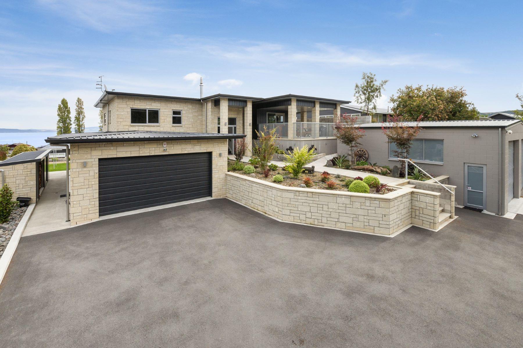 Single Family Homes for Sale at 22 Marina Terrace, Kinloch, Taupo Taupo, Waikato New Zealand