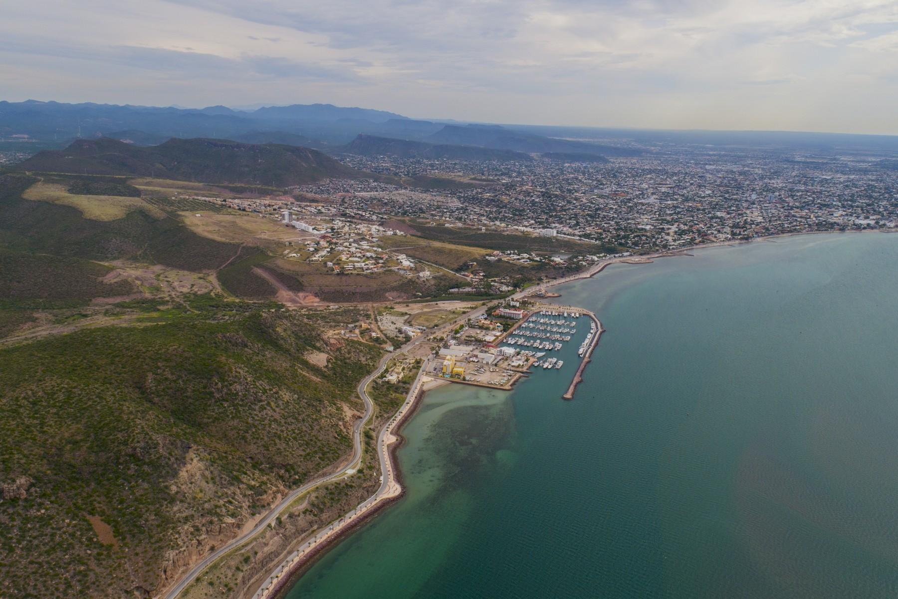 Land for Sale at Poligonal 6 Carretera a Pichilingue La Paz, Baja California Sur 23010 Mexico