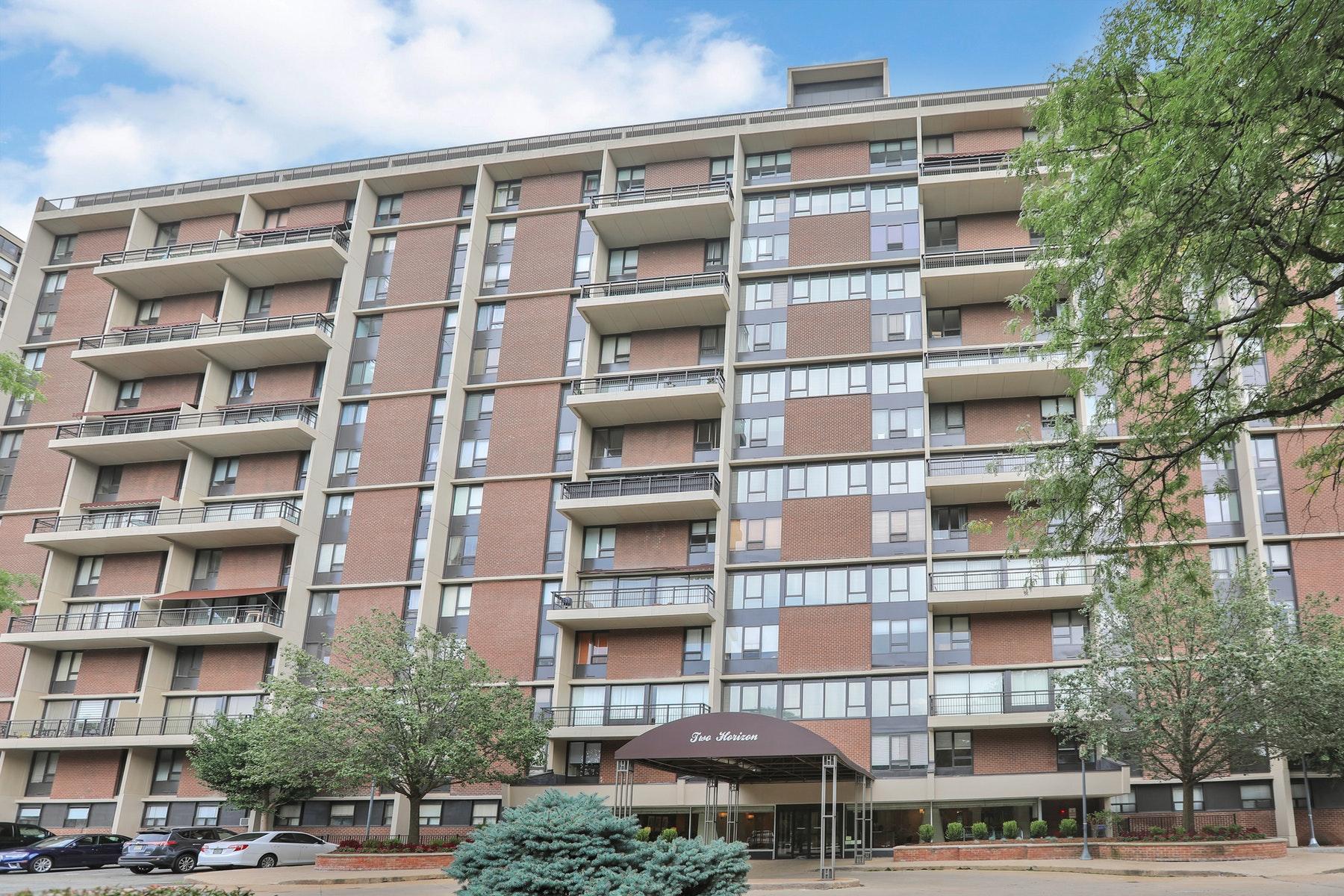 Co-op Properties para Venda às Horizon House 2 Horizon Rd #802, Fort Lee, Nova Jersey 07024 Estados Unidos