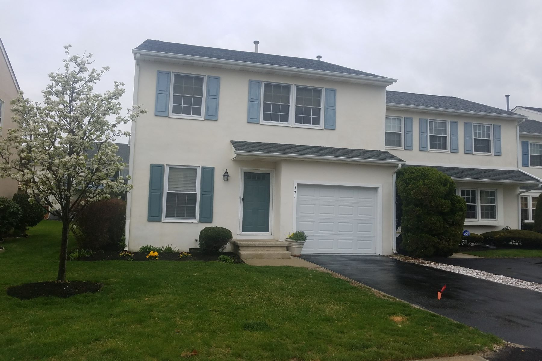 townhouses for Active at 341 Arbegast Drive Brigantine, New Jersey 08203 United States