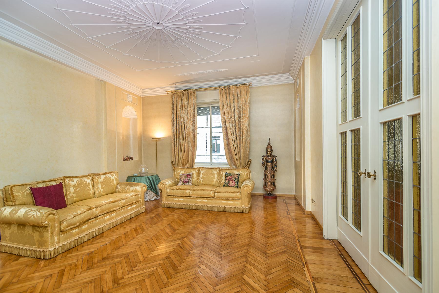Apartment for Sale at Charming apartament in prestigious building Via Appiani Milano, Milan, 20121 Italy