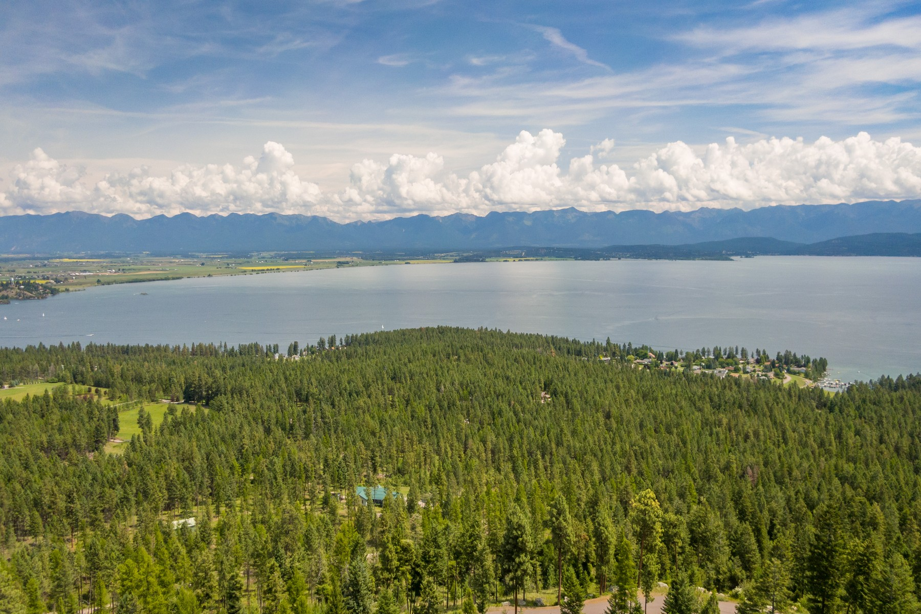 Land for Sale at 710 Bear Mountain Road Lakeside, Montana 59922 United States