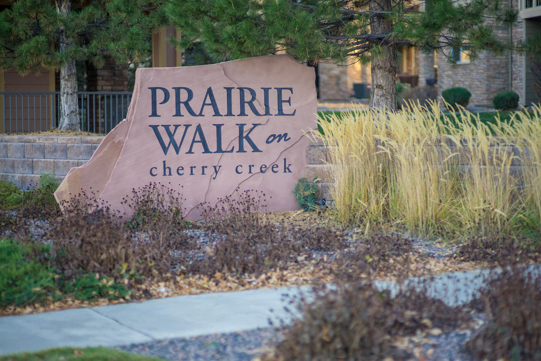 Single Family Home for Sale at PRAIRIE WALK ON CHERRY CREEK 9227 Rolling Way #206, Bldg 16 Parker, Colorado, 80134 United States