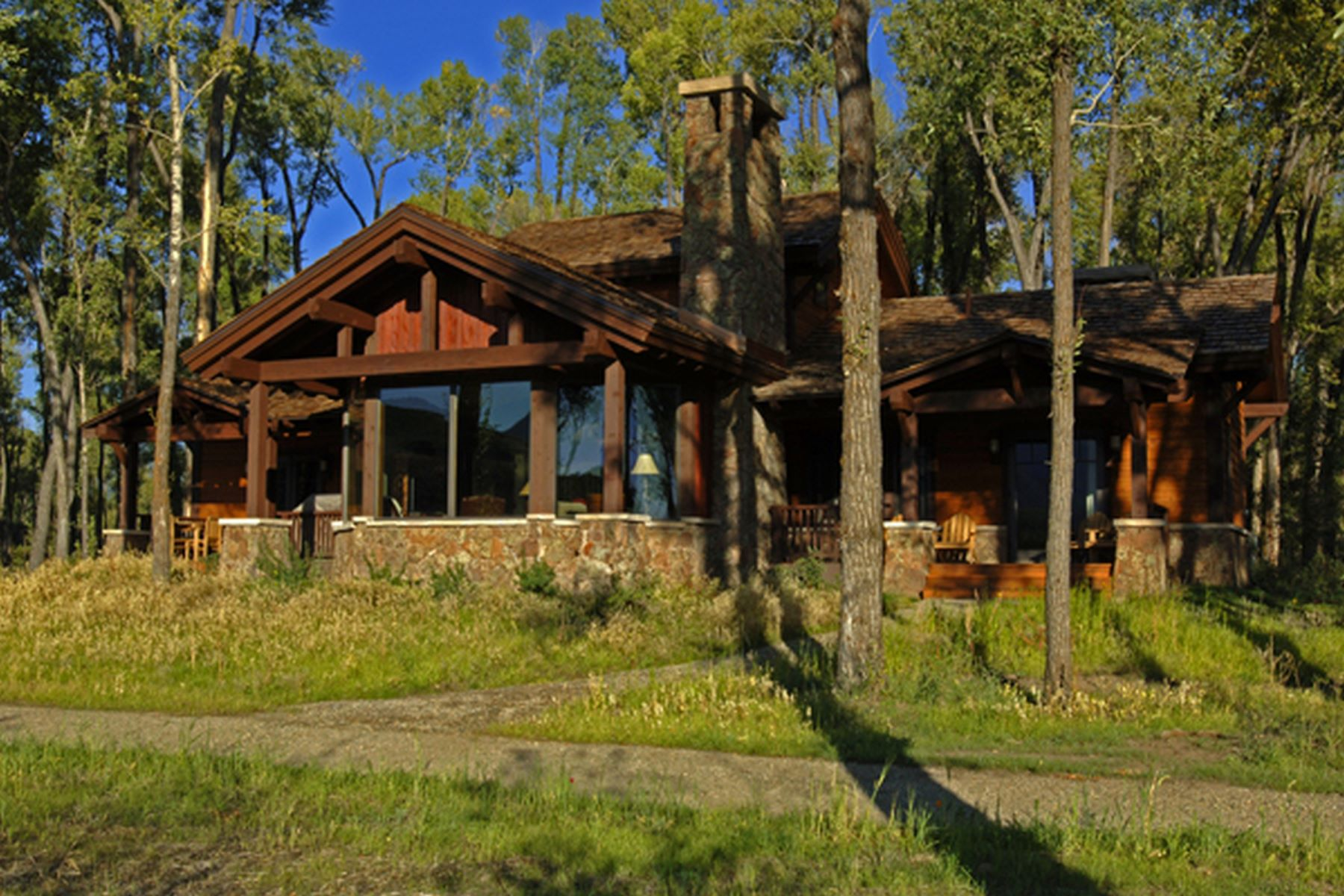 Additional photo for property listing at Marabou Ranch Legacy Homestead 41955 Marabou Loop Homestead G1 Steamboat Springs, Colorado 80487 United States
