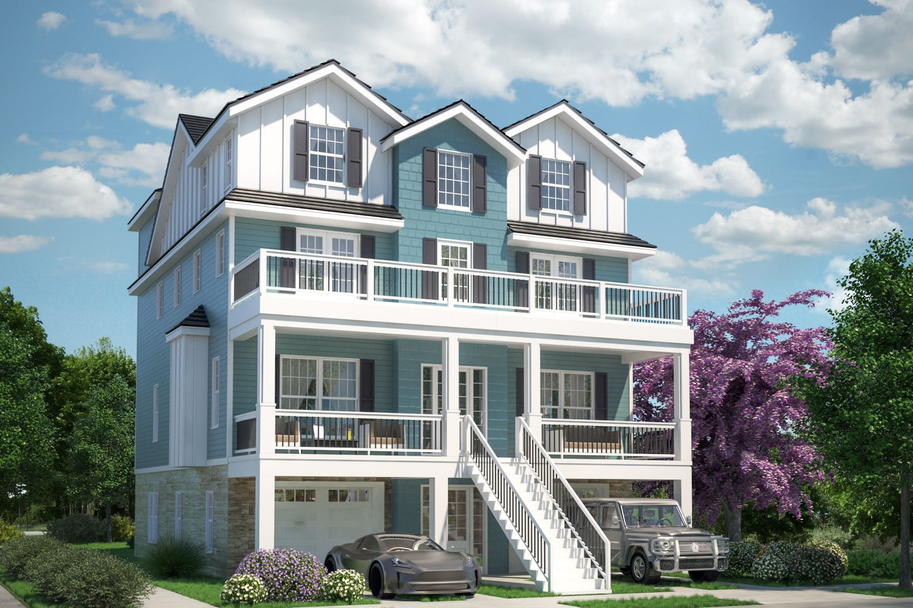 Single Family Homes per Vendita alle ore Margate, New Jersey 08402 Stati Uniti