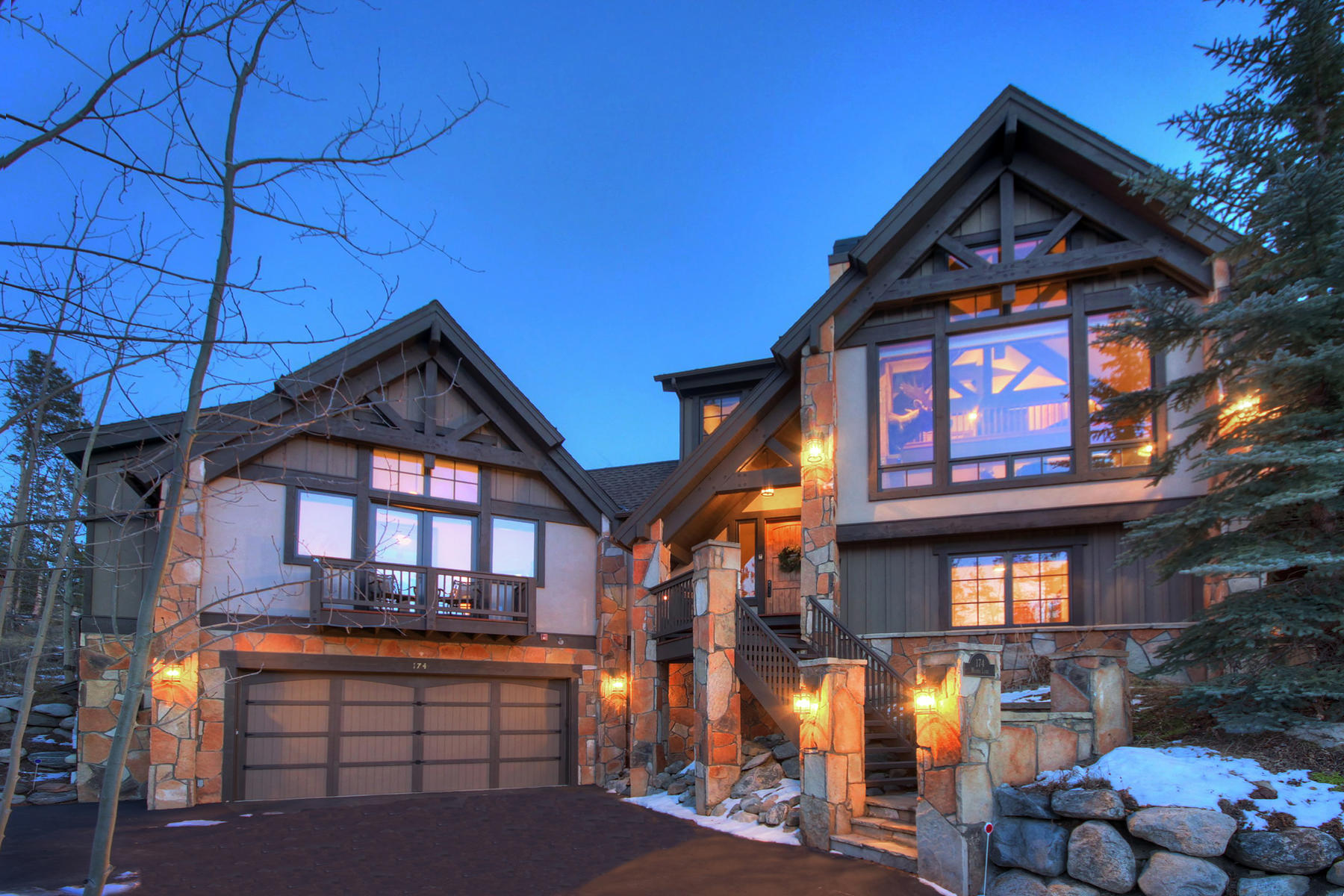 Single Family Home for Active at Elegant Mountain Retreat Minutes to Breckenridge 174 Marks Lane Breckenridge, Colorado 80424 United States